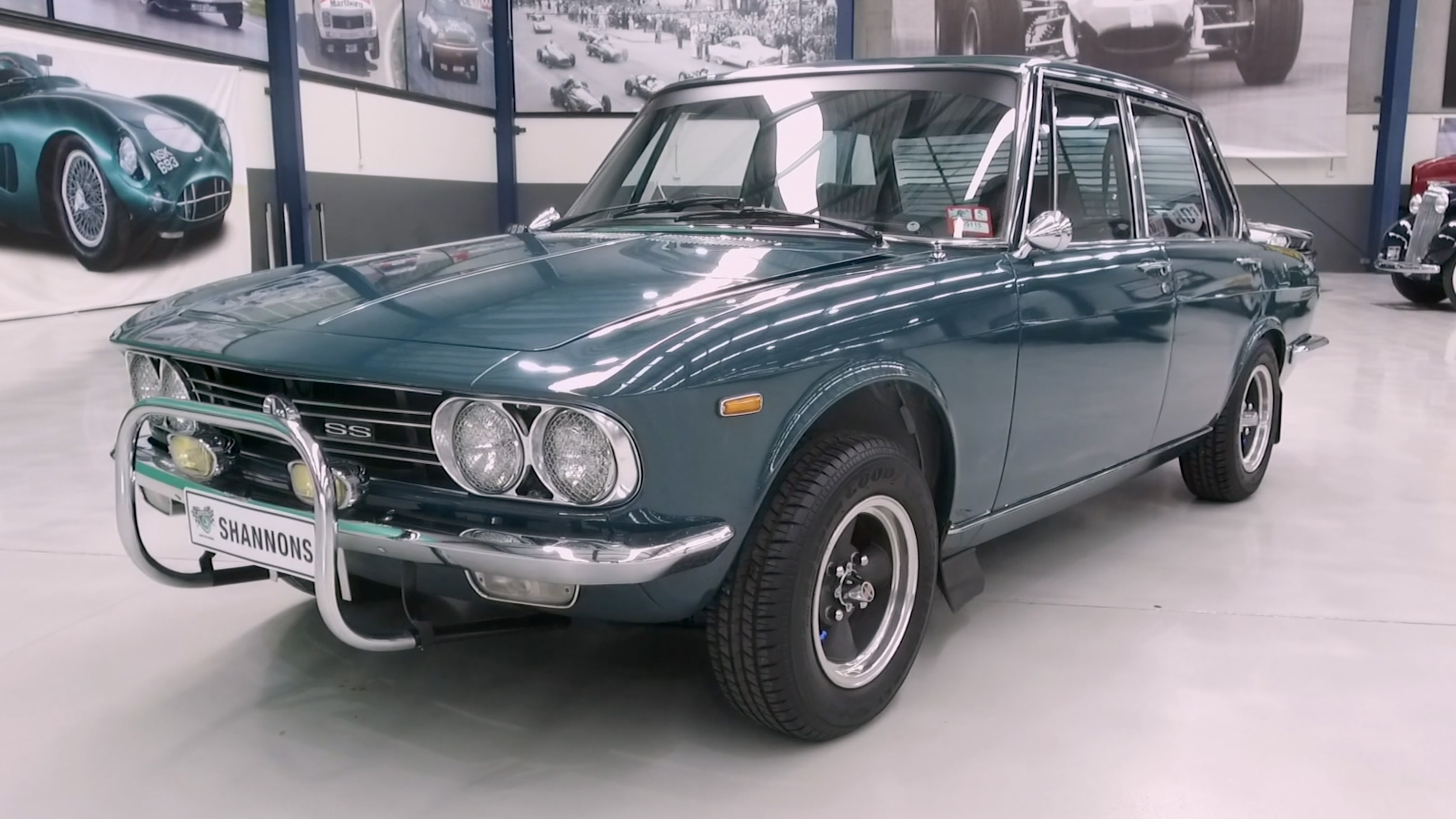 1969 Mazda 1500 SS 'Manual' Sedan - 2021 Shannons Summer Timed Online Auction