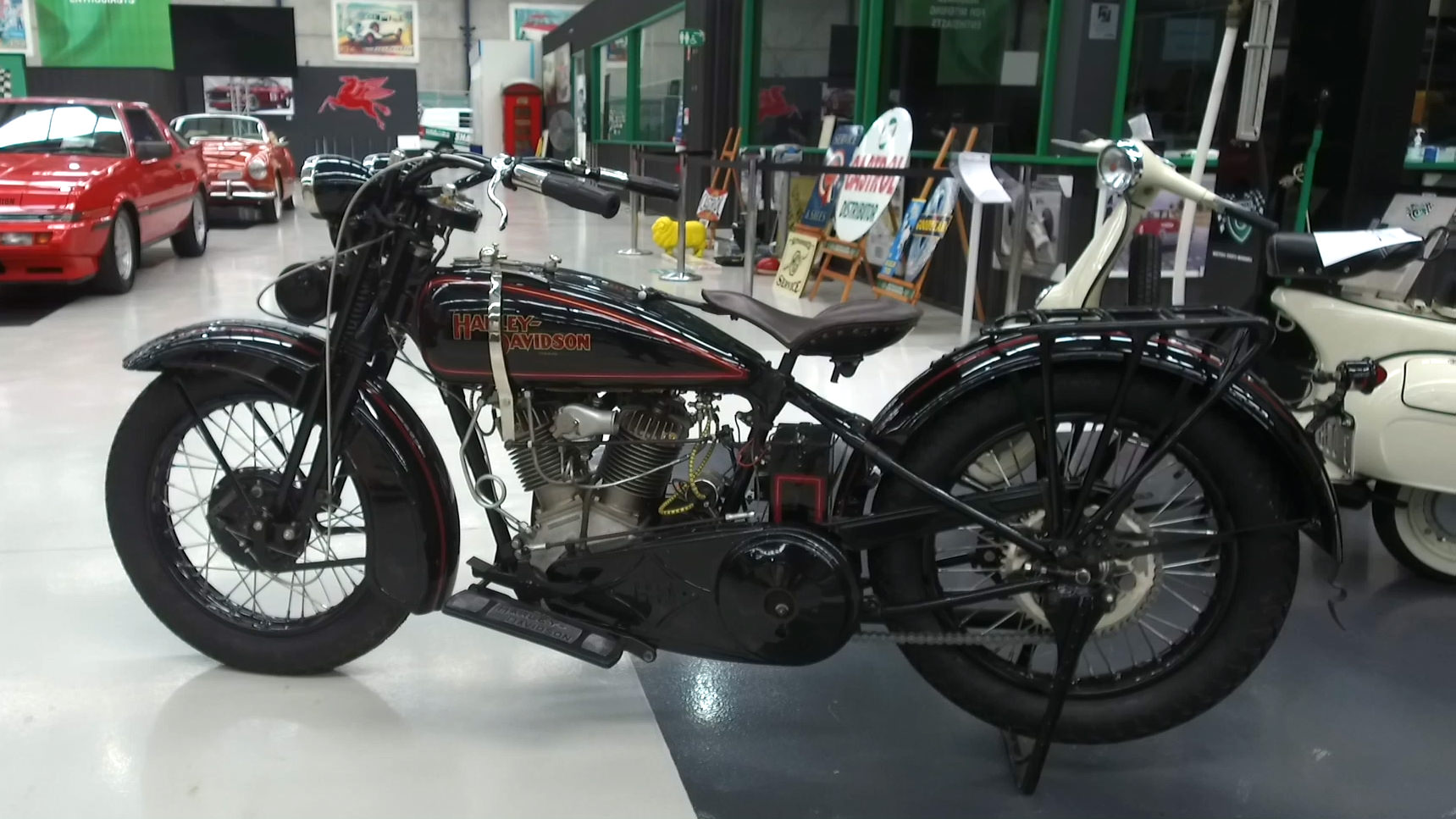 1929 Harley-Davidson J Model 1000cc V-Twin Motorcycle - 2021 Shannons Summer Timed Online Auction