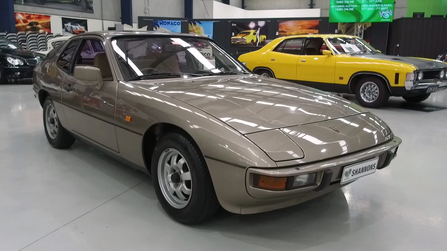 1981 Porsche 924 Coupe - 2021 Shannons Winter Timed Online Auction