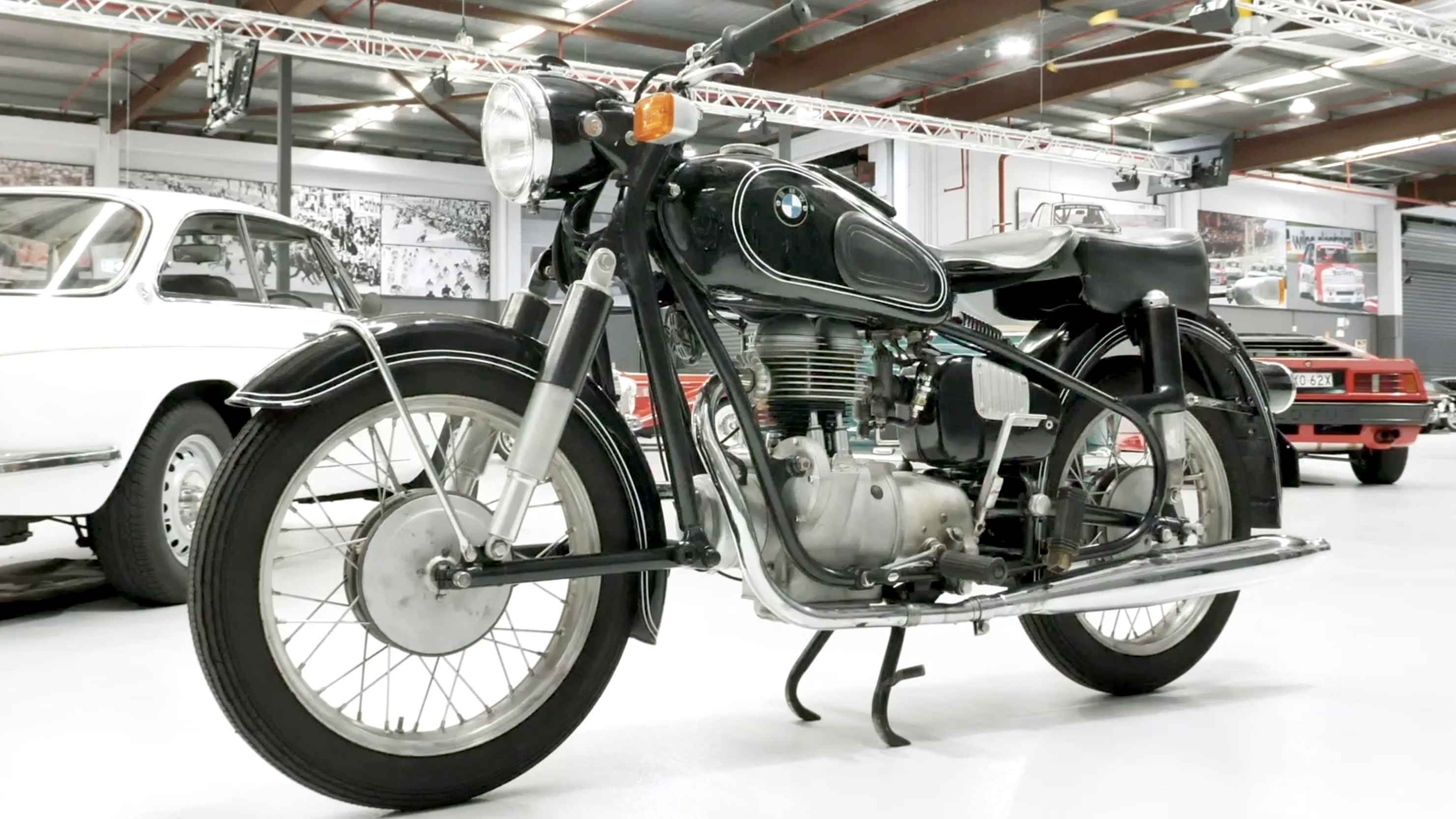 1956 BMW R26 250 Motorcycle - 2021 Shannons Summer Timed Online Auction