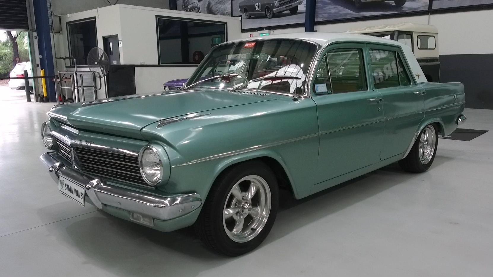 1965 Holden EH Premier Sedan (Modified) - 2021 Shannons Winter Timed Online Auction