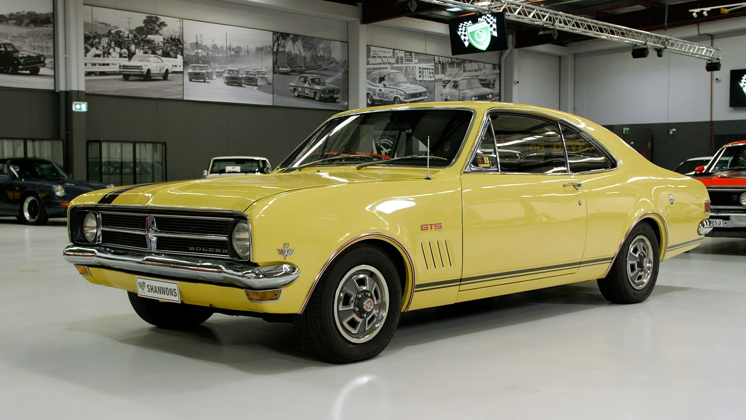 1968 Holden HK Monaro GTS 327 Coupe  - 2021 Shannons Spring Timed Online Auction