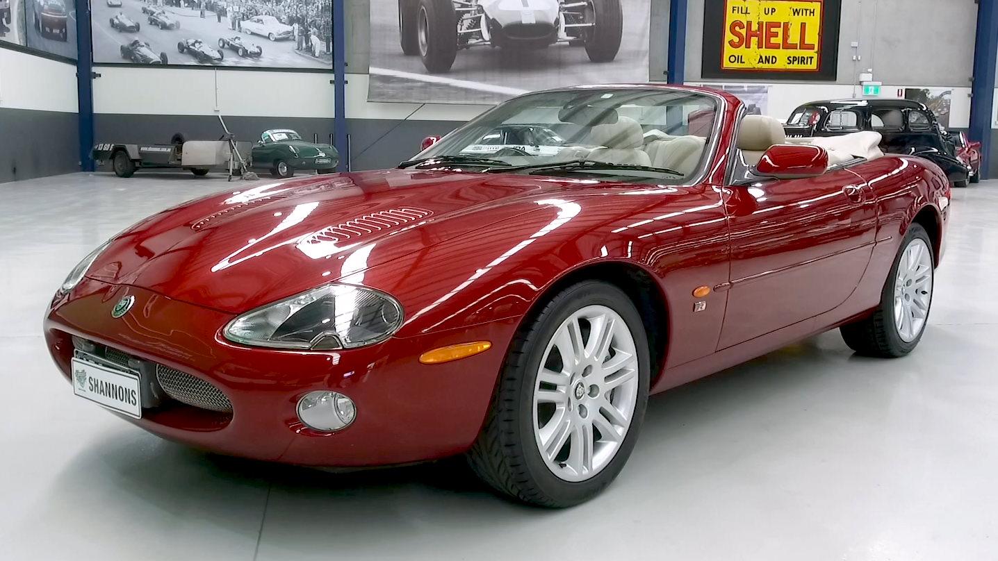 2002 Jaguar XKR 4.2 V8 'Supercharged' Convertible - 2021 Shannons Summer Timed Online Auction