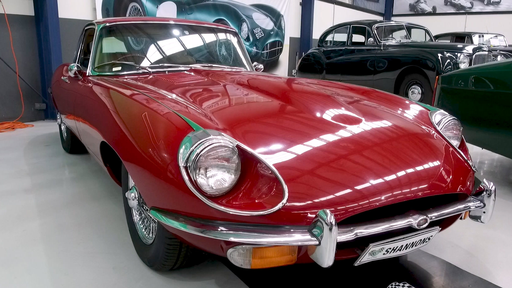 1969 Jaguar E-Type 4.2 Series 2 Coupe - 2021 Shannons Spring Timed Online Auction