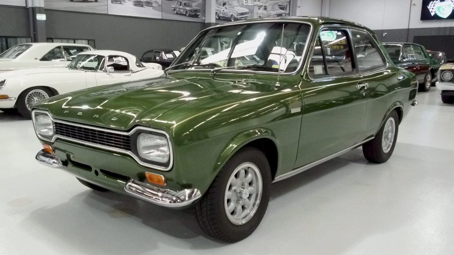 1971 Ford Escort 1600 GT 'Twin Cam' 2Dr Sedan - 2021 Shannons Winter Timed Online Auction
