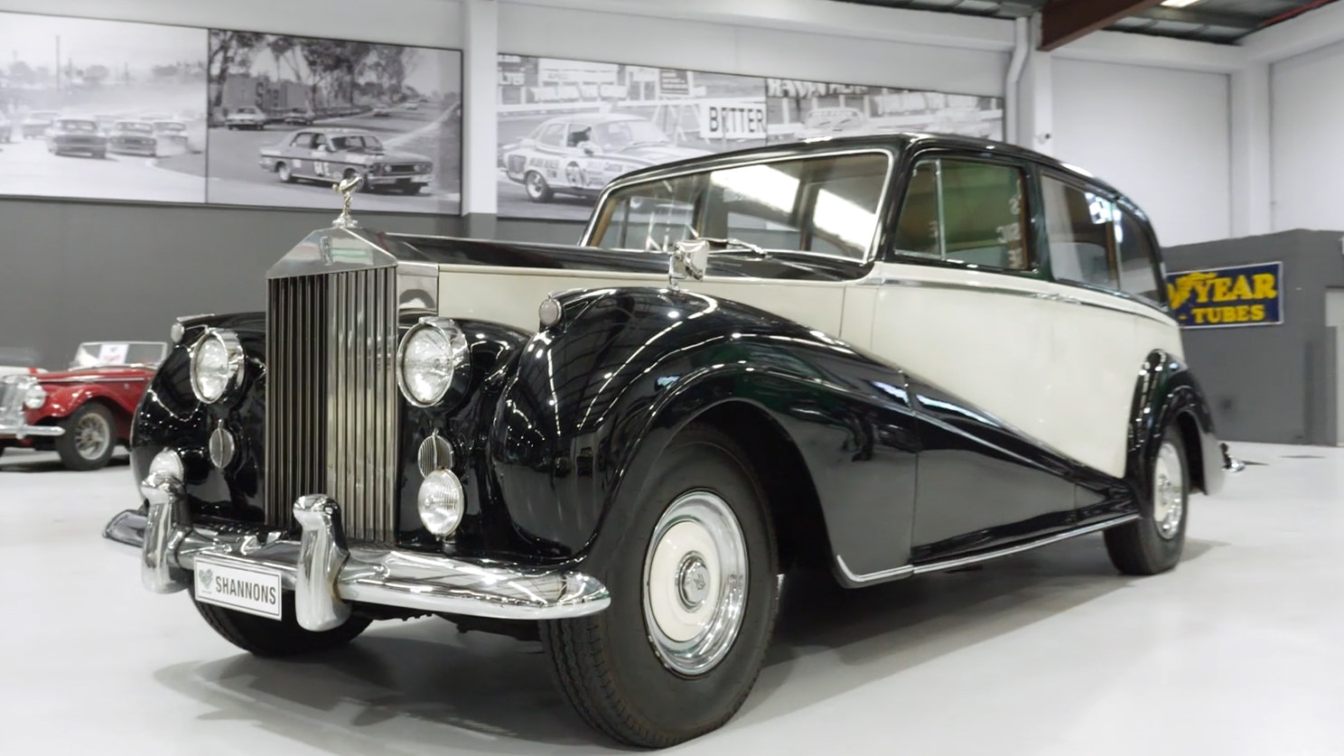 1957 Rolls-Royce Silver Wraith 'Park Ward' Limousine - 2021 Shannons Spring Timed Online Auction