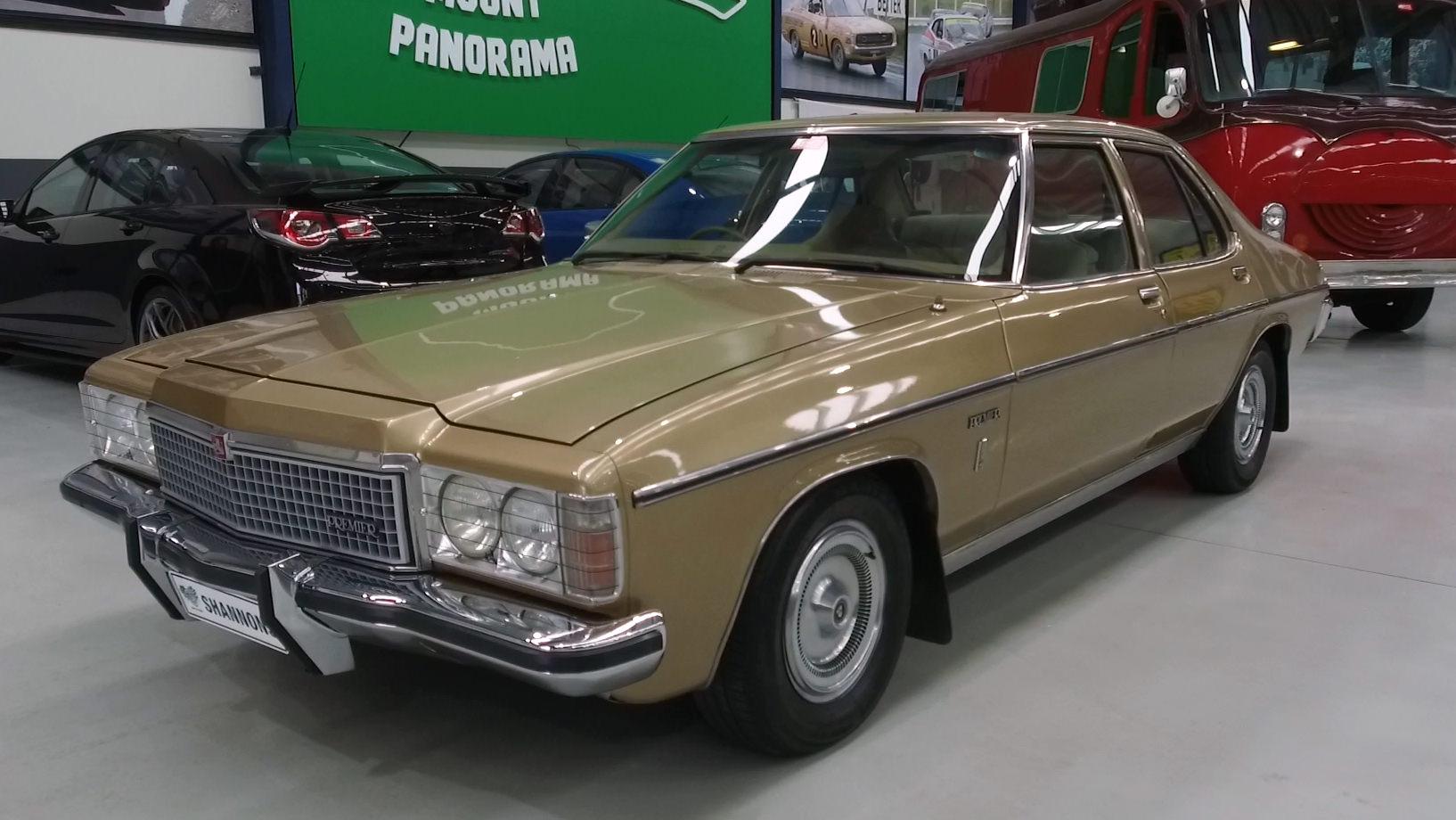 1979 Holden HZ Premier 4.2 V8 Sedan - 2021 Shannons Autumn Timed Online Auction