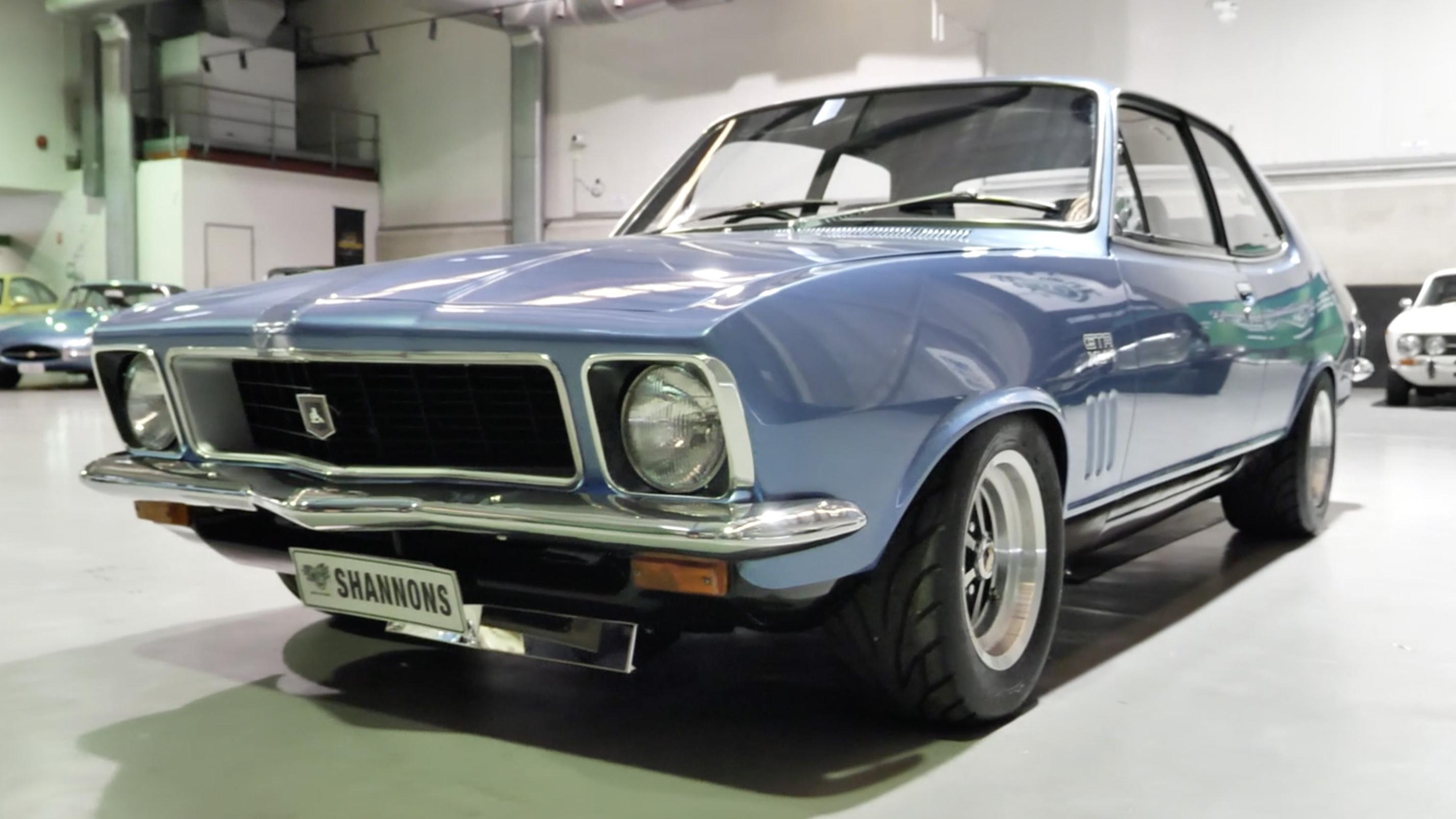 1973 Holden LJ Torana GTR XU-1 Sedan - 2020 Shannons Spring Timed Online Auction