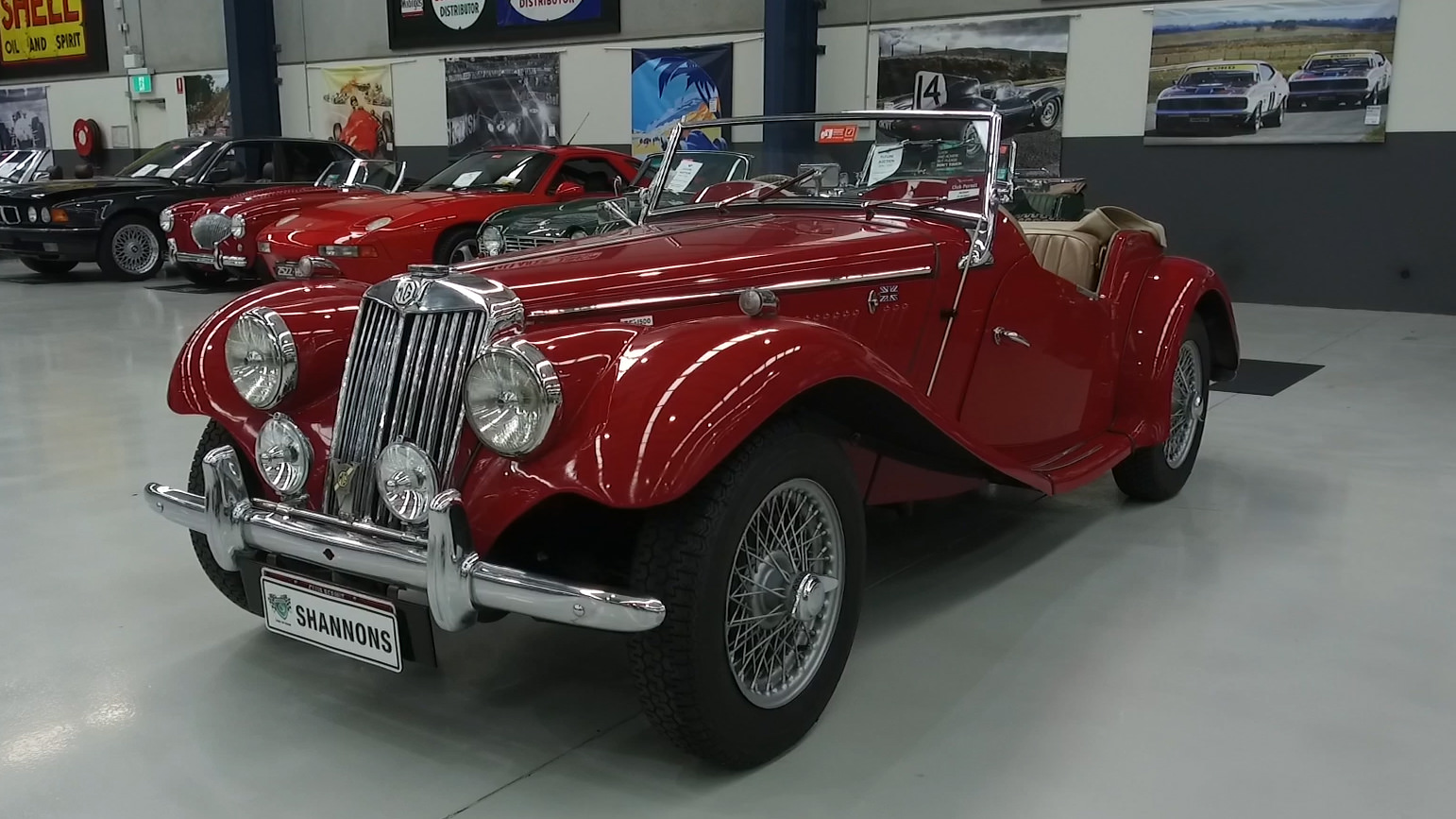 1955 MG TF1500 Roadster - 2021 Shannons Autumn Timed Online Auction