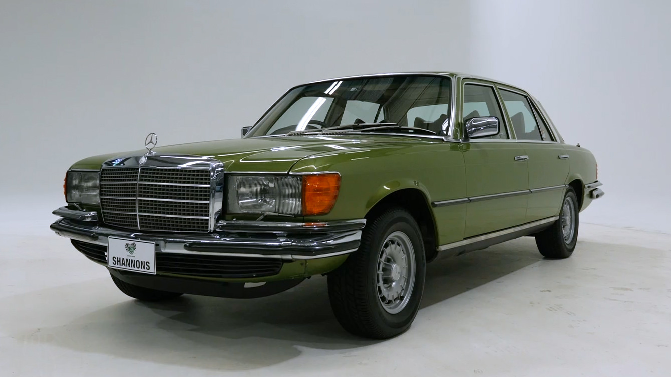 1979 Mercedes-Benz 450SEL 6.9 Saloon - 2021 Shannons Winter Timed Online Auction