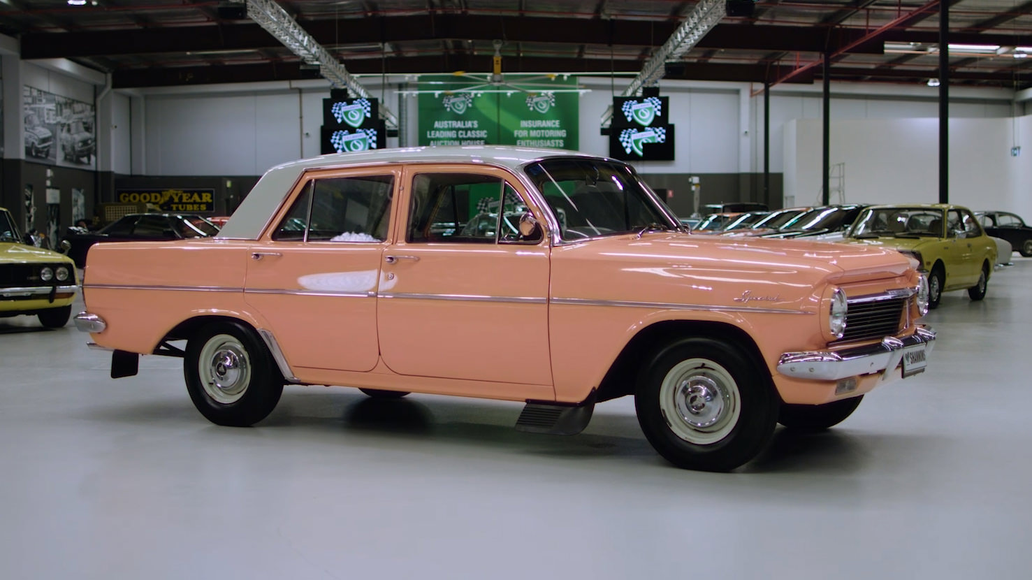 1963 Holden EH Special Sedan - 2021 Shannons Autumn Timed Online Auction
