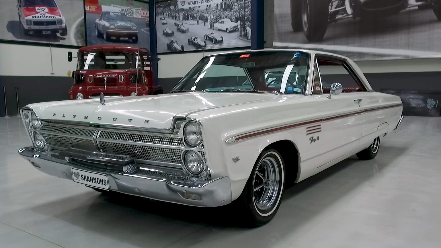 1965 Plymouth Fury 3 Hardtop (LHD) - 2021 Shannons Autumn Timed Online Auction