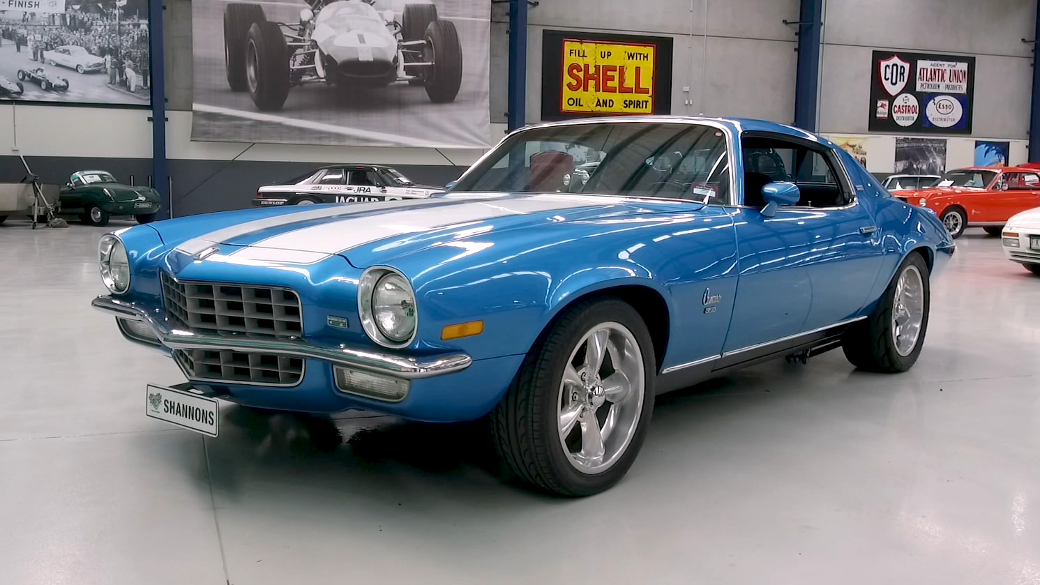 1973 Chevrolet Camaro LT Coupe (LHD) - 2021 Shannons Summer Timed Online Auction