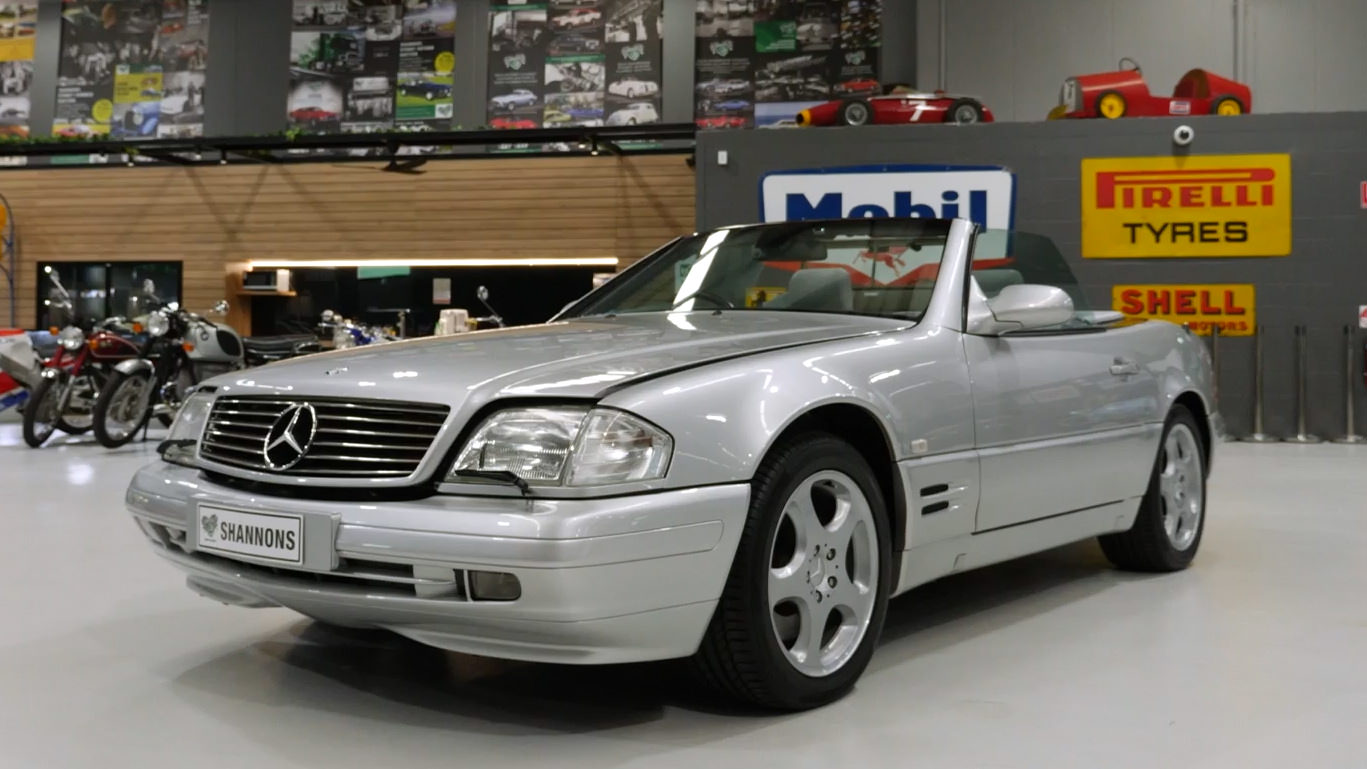 1998 Mercedes-Benz SL500 R129 Convertible - 2021 Shannons Spring Timed Online Auction