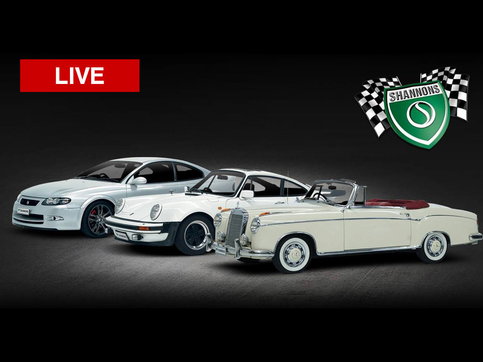 2018 Shannons Melbourne Late Spring Classic Auction
