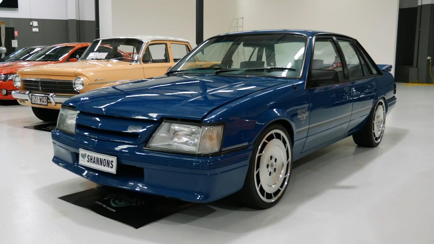 1985 Holden VK 'Brock SS Group A Tribute' 308 V8 Sedan - 2021 Shannons Autumn Timed Online Auction