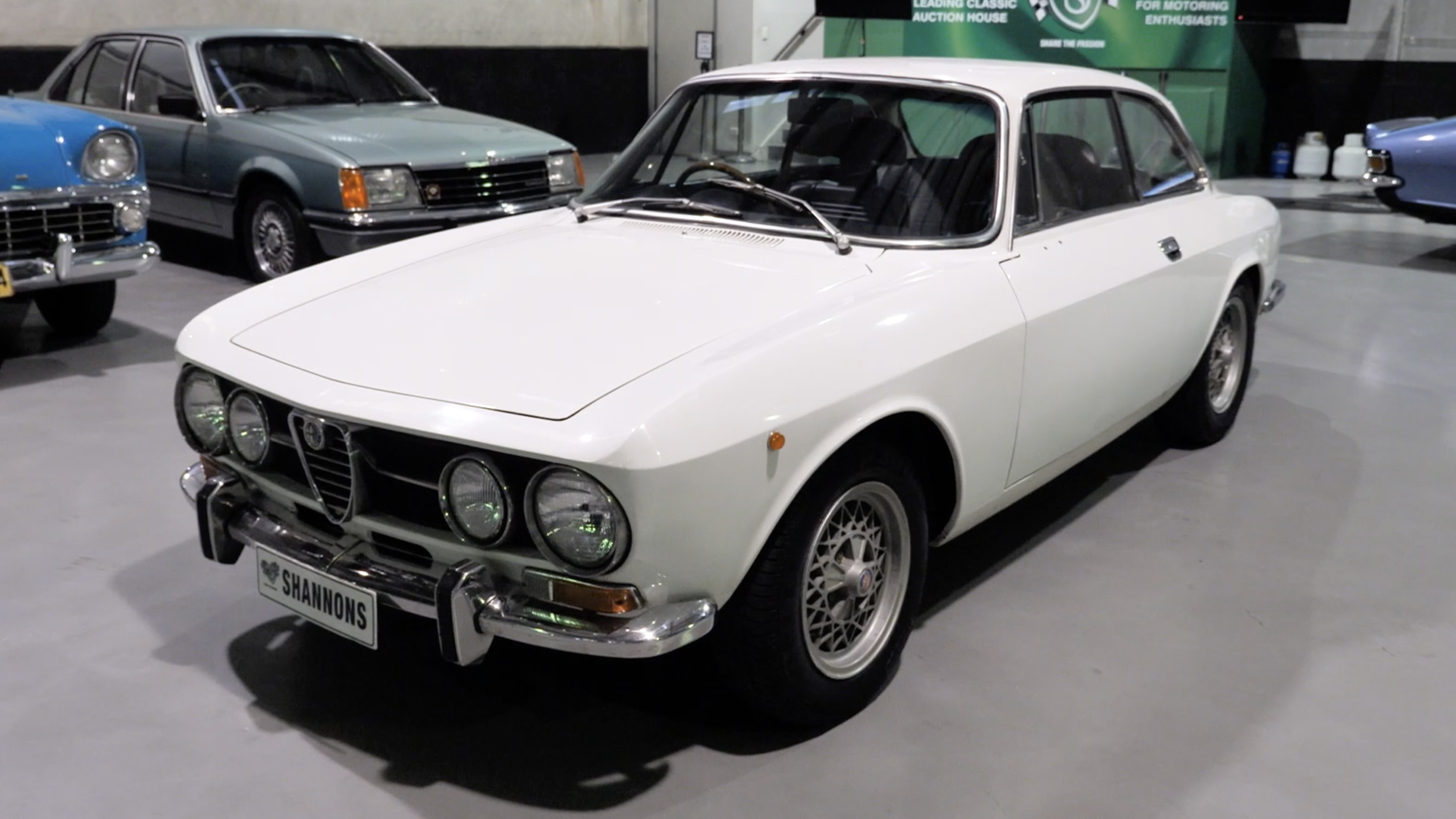 1970 Alfa Romeo 1750 GTV Coupe - 2020 Shannons Spring Timed Online Auction