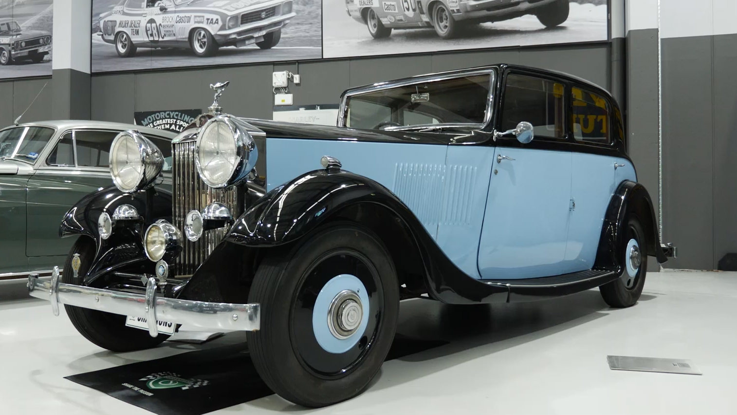 1932 Rolls-Royce 20/25 HP 'Thrupp & Maberly' Saloon - 2021 Shannons Autumn Timed Online Auction
