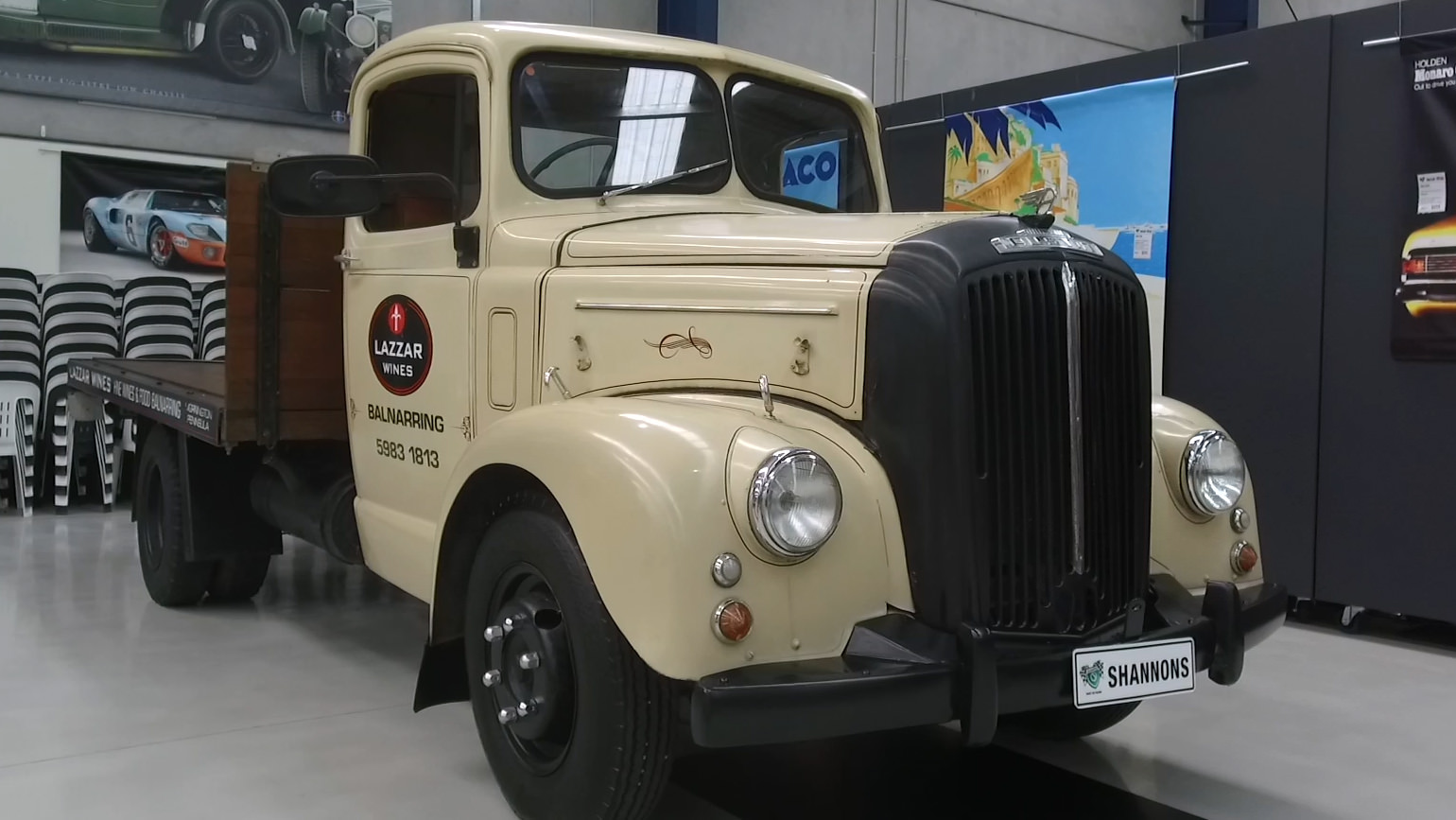1959 Austin 4cyl 2T Tray Truck - 2021 Shannons Summer Timed Online Auction