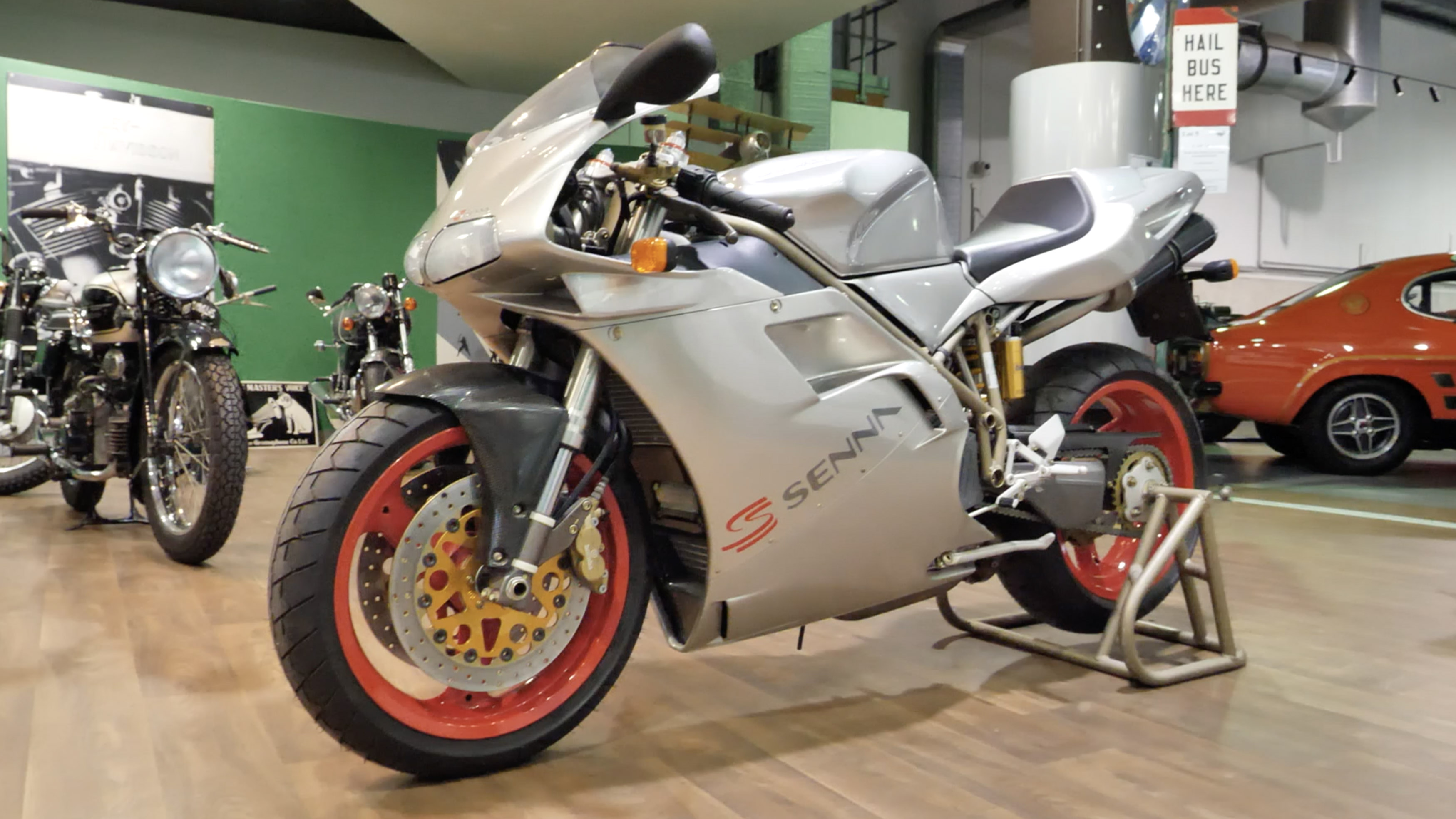 1997 Ducati 916 Senna II Motorcycle (Build No. 092/300) - 2020 Shannons Spring Timed Online Auction