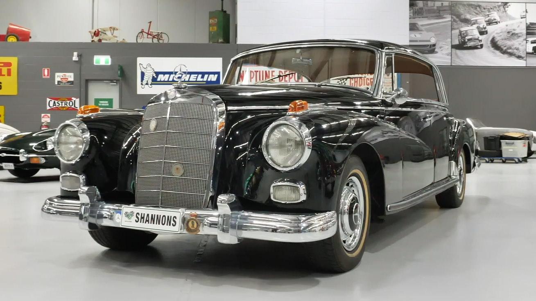 1959 Mercedes-Benz 300D 'Pillarless' Saloon - 2021 Shannons Summer Timed Online Auction