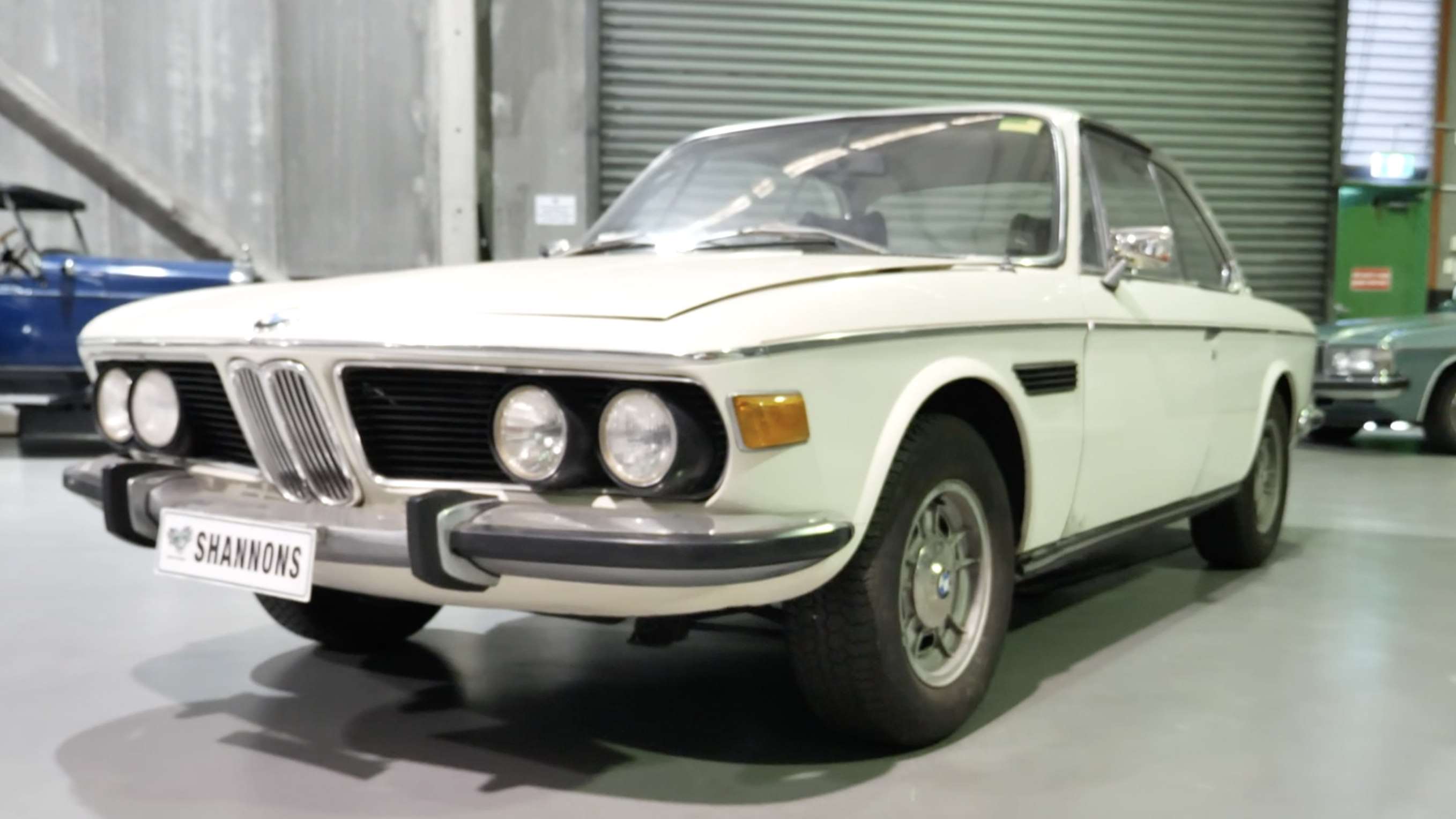 1972 BMW 3.0 CS 'Automatic' Coupe (Project) - 2020 Shannons Spring Timed Online Auction