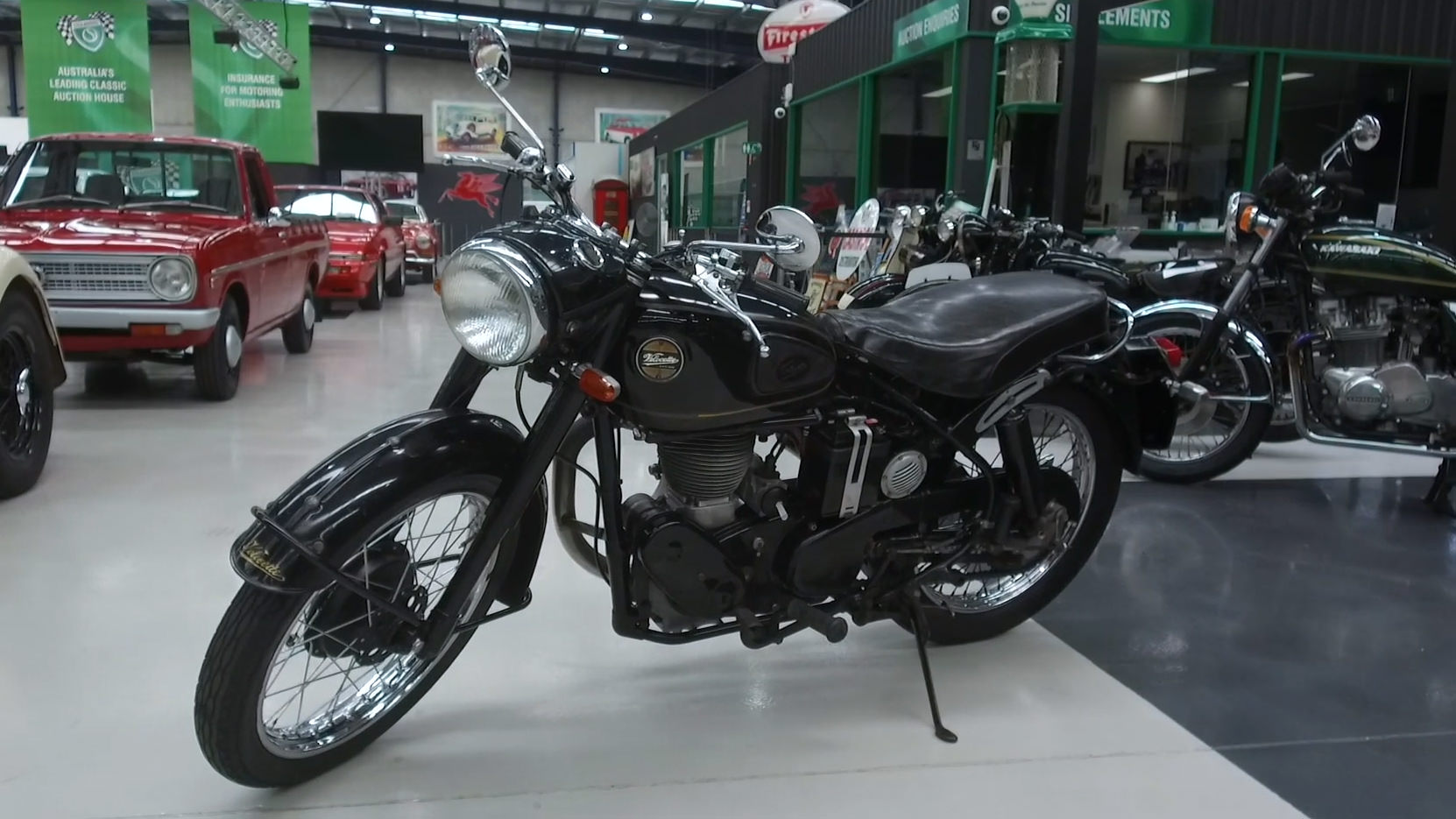 1957 Velocette MSS500 Motorcycle - 2021 Shannons Summer Timed Online Auction