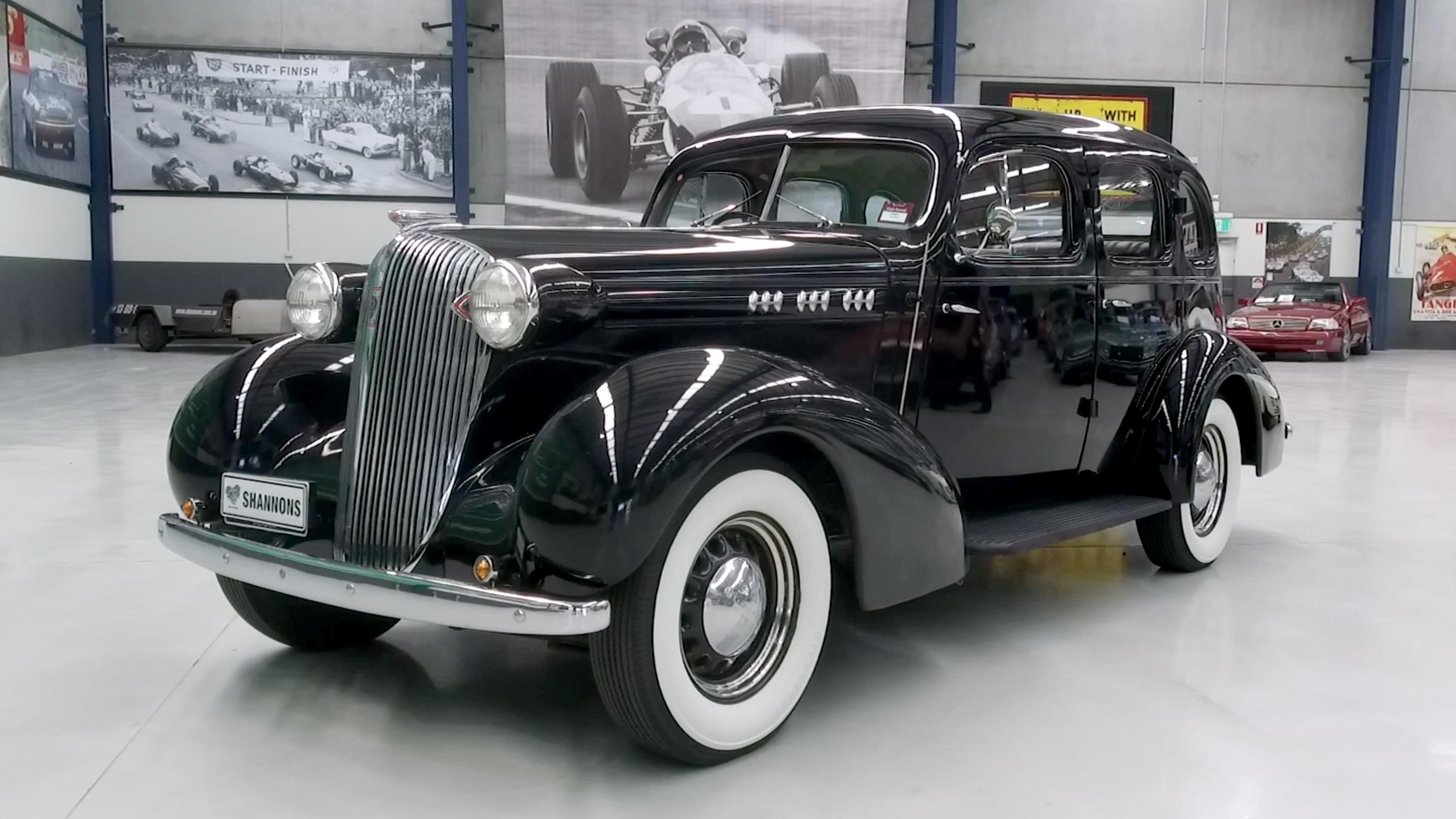 1936 Oldsmobile 6 Sedan - 2021 Shannons Summer Timed Online Auction