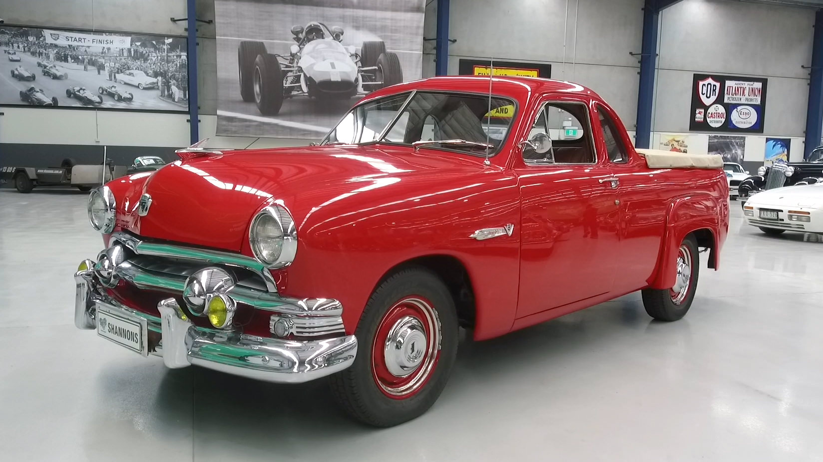 1951 Ford De Luxe Coupe Utility - 2021 Shannons Summer Timed Online Auction