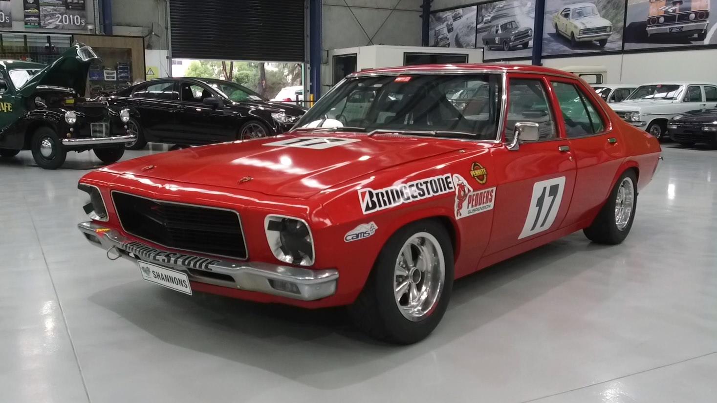 1973 Holden HQ Sedan 'Race Car' - 2021 Shannons Winter Timed Online Auction