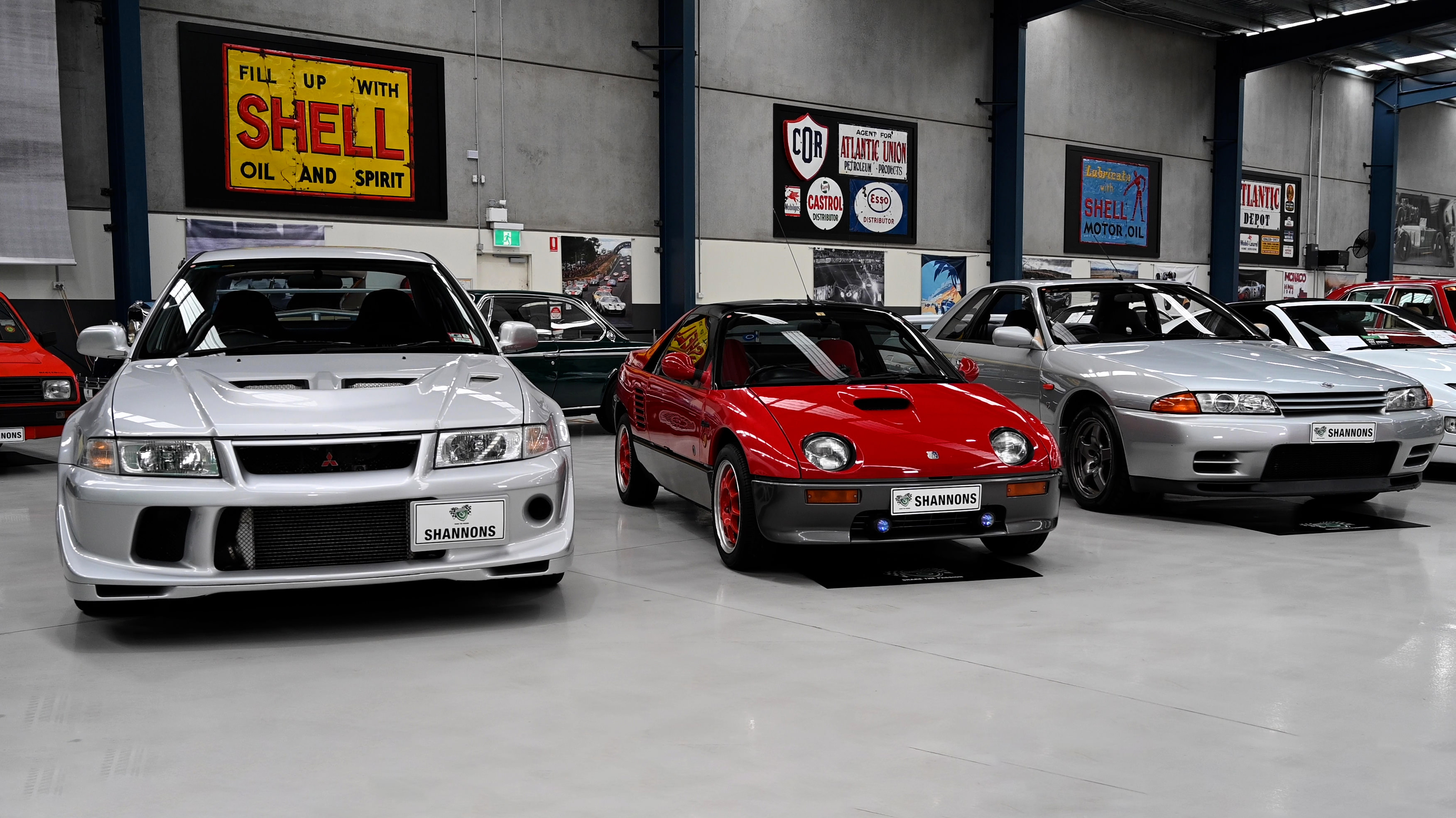 JDM Trio - 2021 Shannons Spring Timed Online Auction
