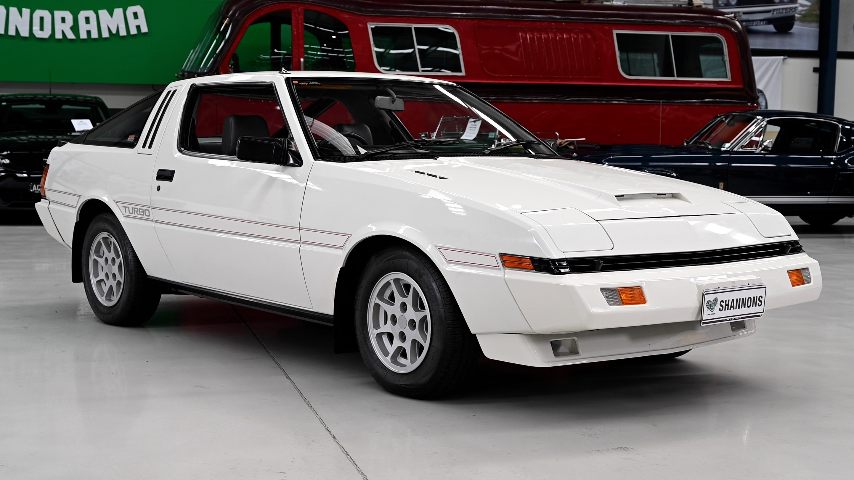 1982 Mitsubishi Starion JA 'Turbo' Hatchback - 2021 Shannons Autumn Timed Online Auction
