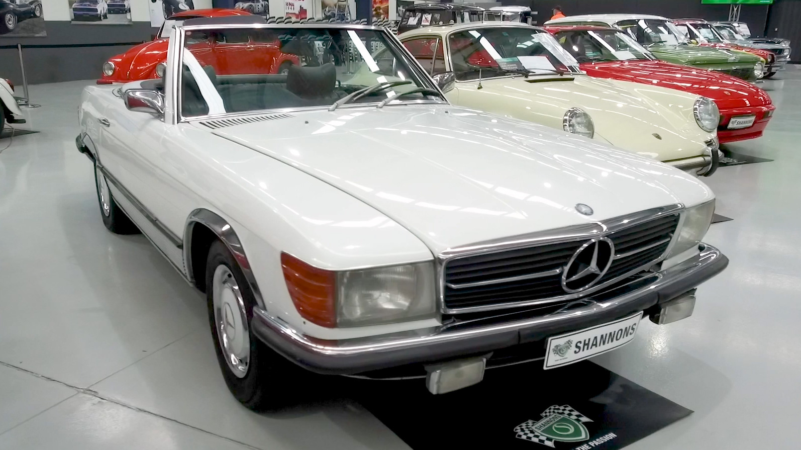 1974 Mercedes-Benz 450SL Convertible - 2021 Shannons Spring Timed Online Auction