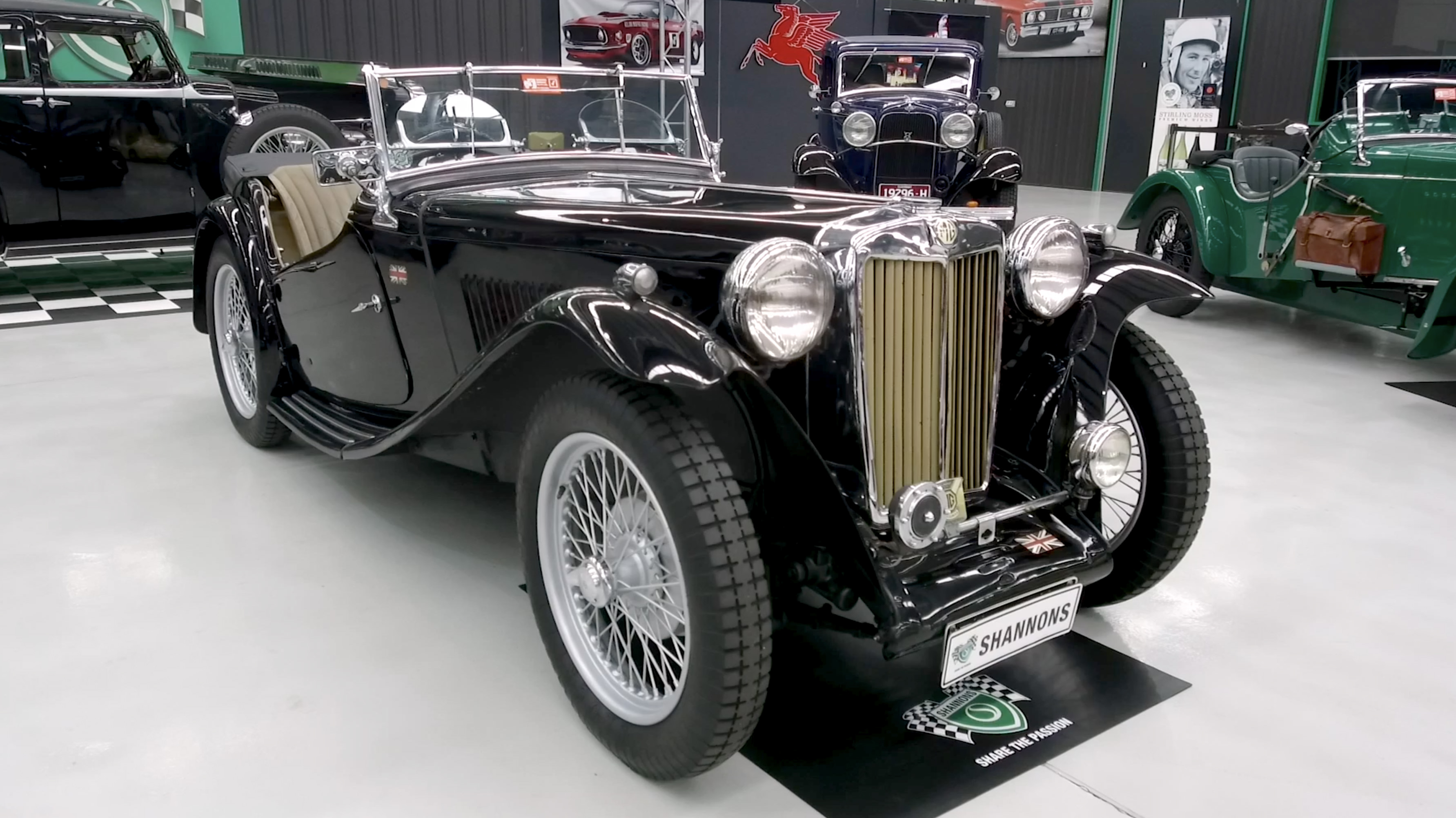 1946 MG TC 1250 Roadster - 2020 Shannons Spring Timed Online Auction