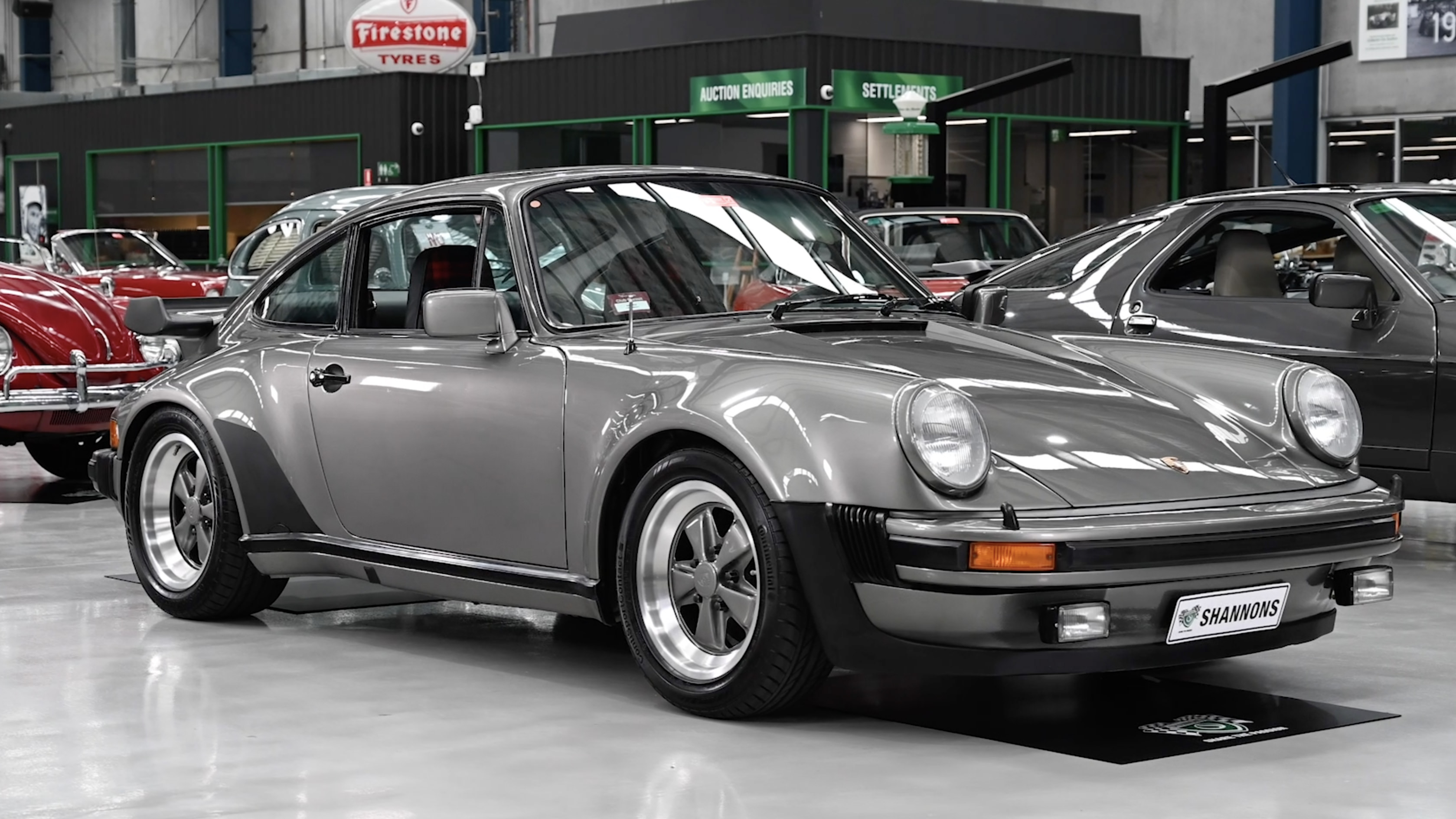 1979 Porsche 930 Turbo 3.3 Coupe (LHD) - 2020 Shannons Spring Timed Online Auction