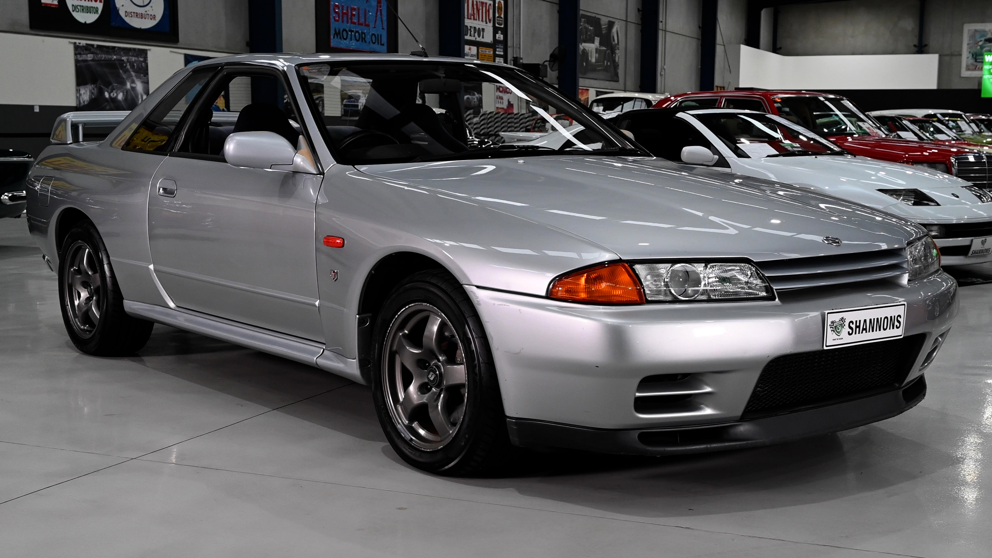 1991 Nissan Skyline R32 GT-R Coupe - 2021 Shannons Spring Timed Online Auction