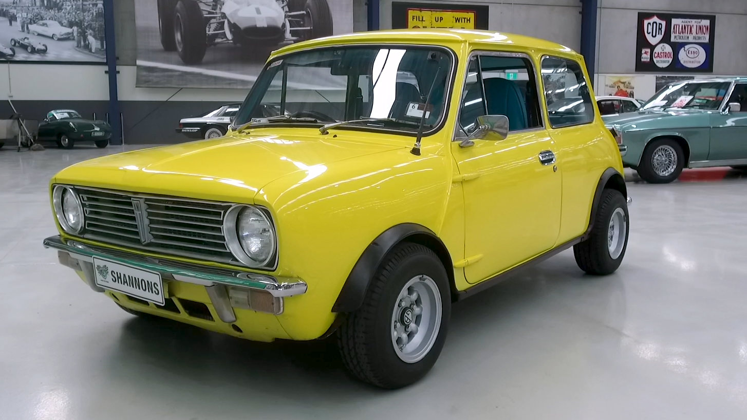1978 Leyland Mini Clubman Saloon - 2021 Shannons Summer Timed Online Auction