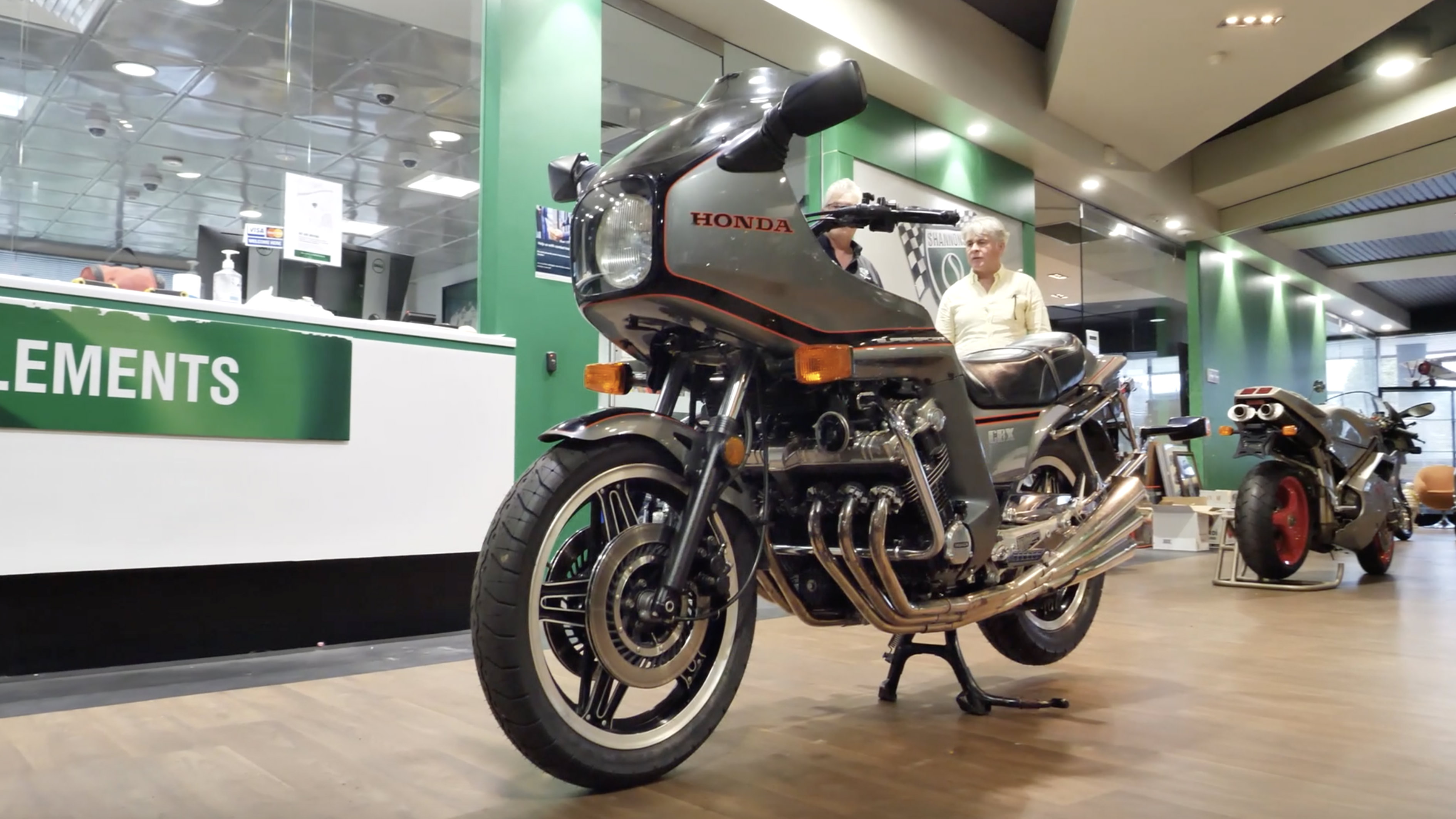 1981 Honda CBX1000 Motorcycle - 2020 Shannons Spring Timed Online Auction