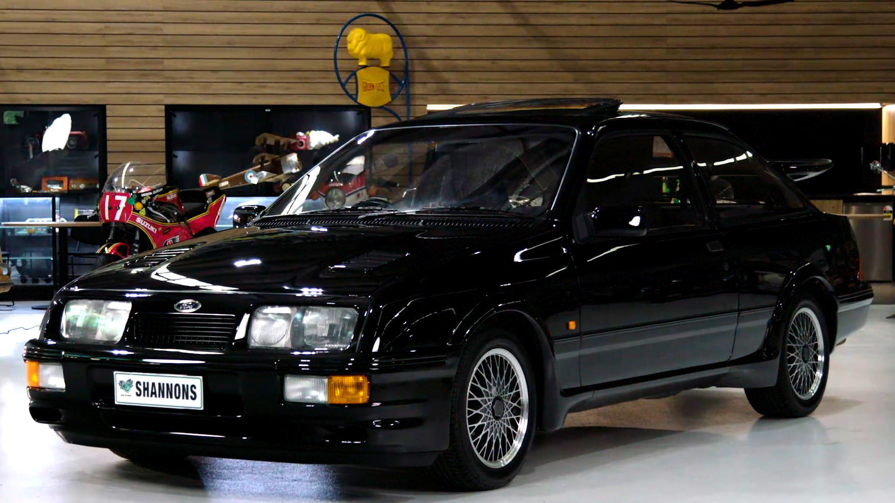 1986 Ford Sierra RS Cosworth Hatchback - 2021 Shannons Summer Timed Online Auction