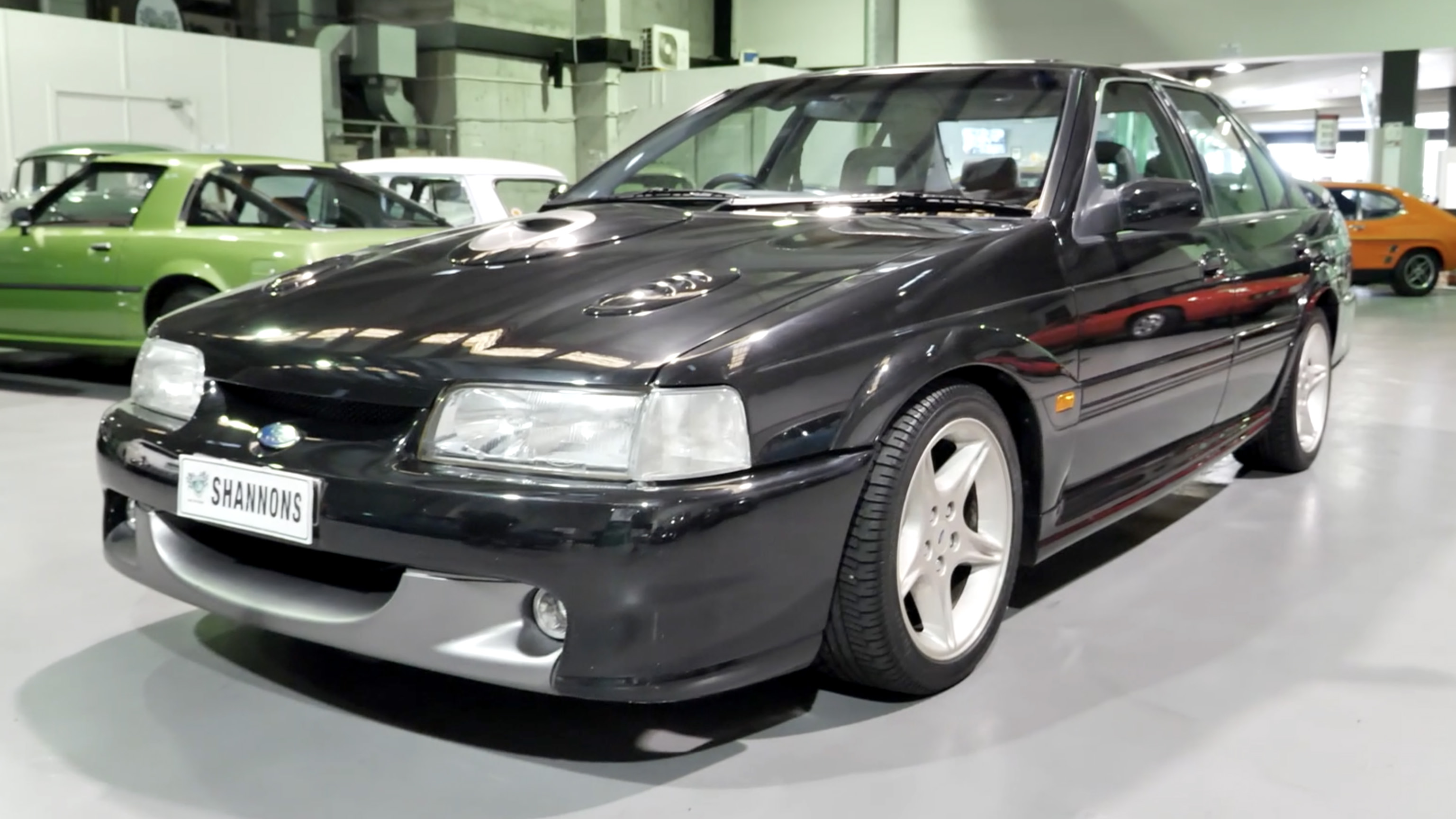 1992 Ford EB Falcon GT 'Manual' Sedan (Build No. 044) - 2020 Shannons Spring Timed Online Auction