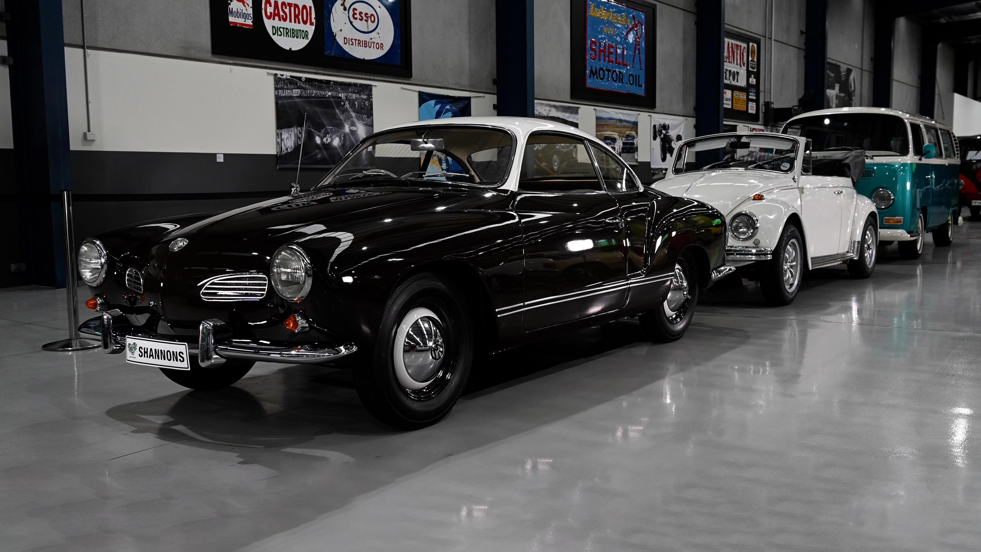Vollkswagen Karmann's - 2021 Shannons Spring Timed Online Auction