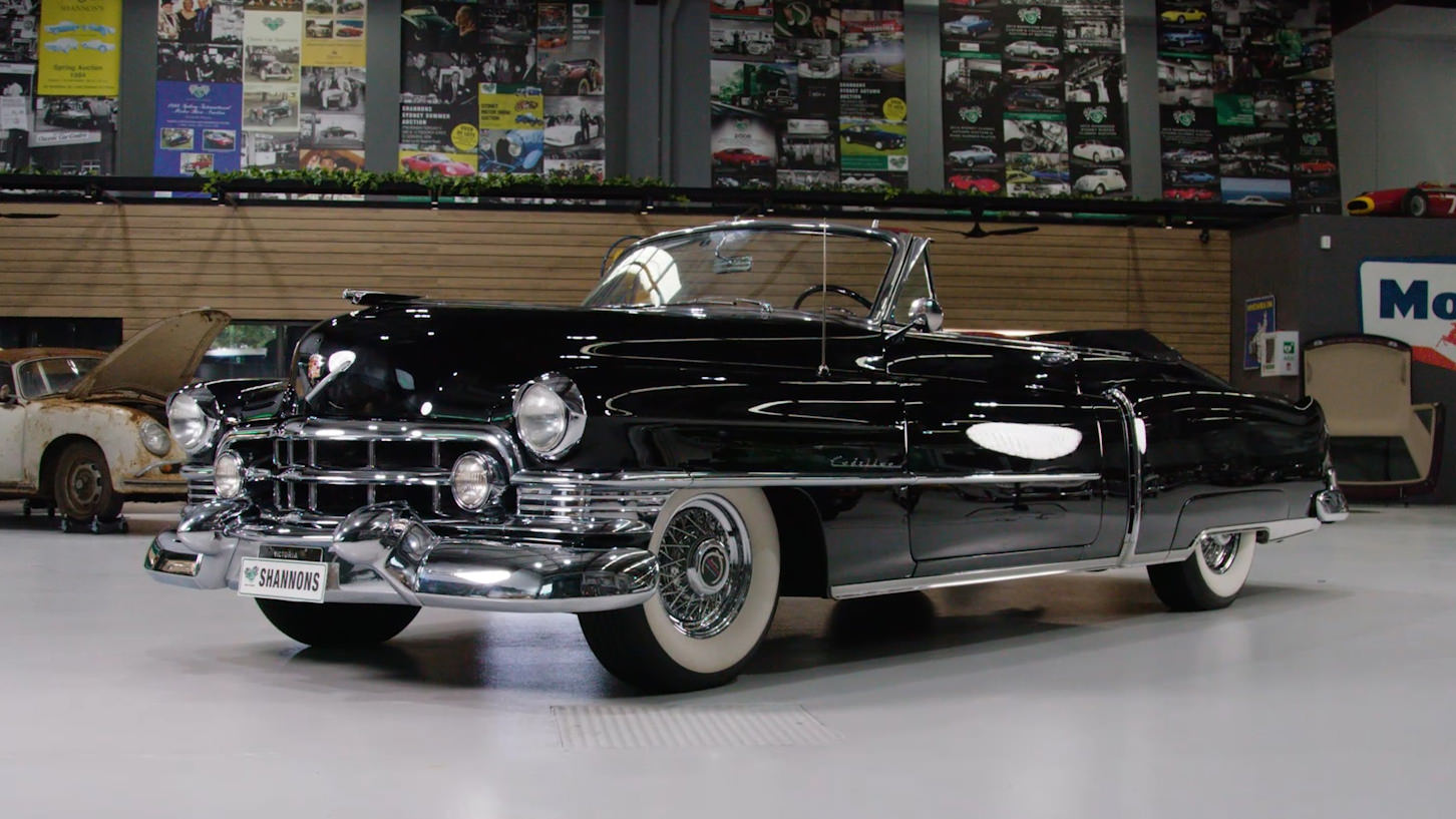 1950 Cadillac Series 62 Convertible (LHD) - 2021 Shannons Summer Timed Online Auction
