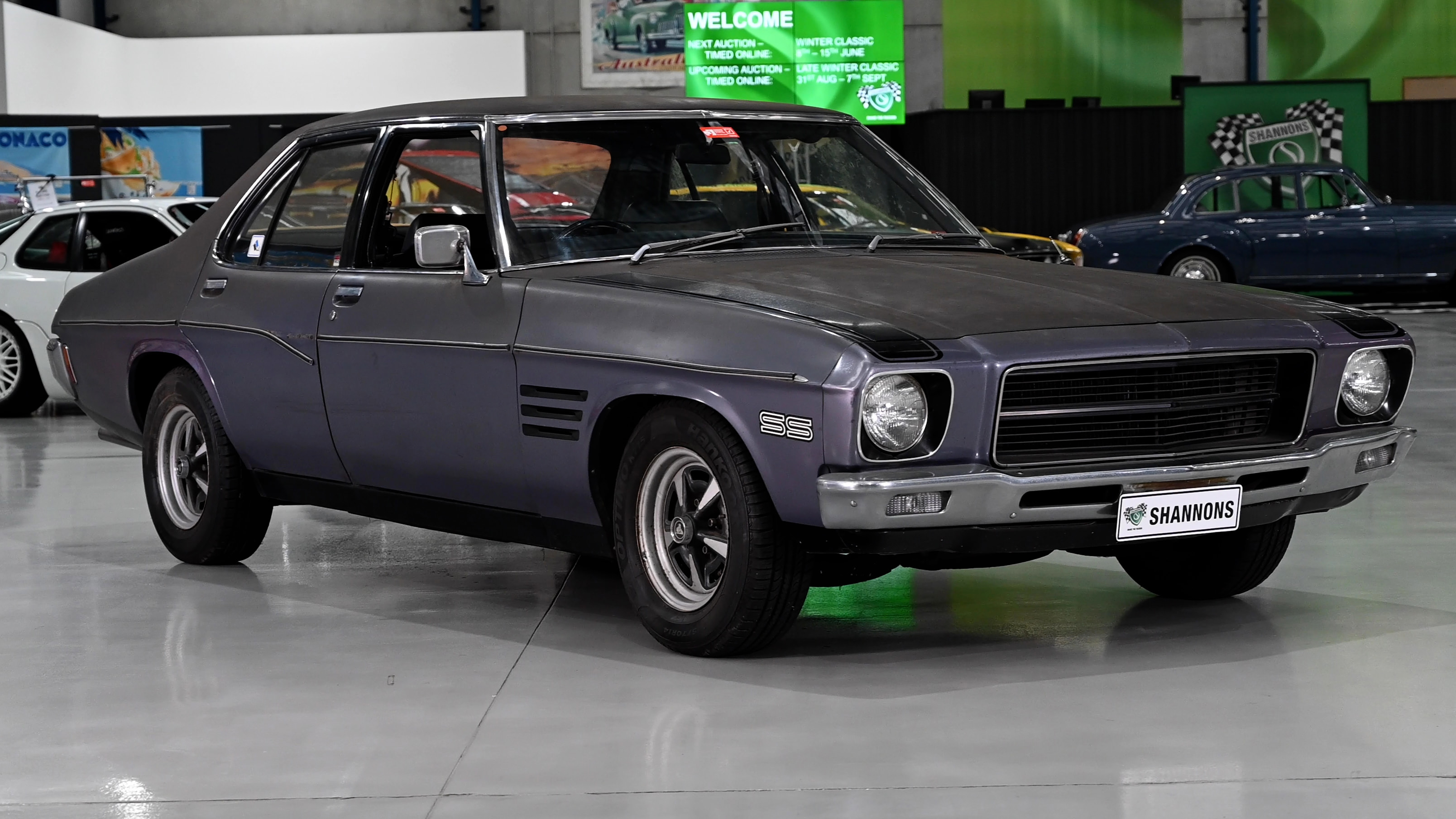 1972 Holden HQ SS 253 V8 Sedan (Barn find) - 2021 Shannons Winter Timed Online Auction