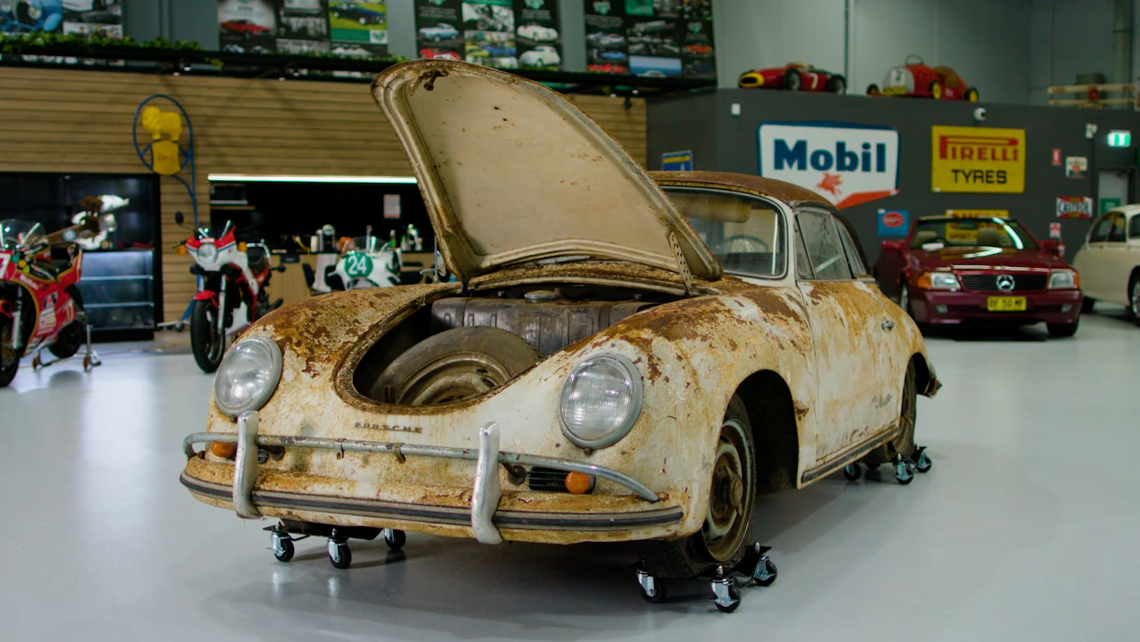 1958 Porsche 356A Super 1600 Cabriolet (Project) - 2021 Shannons Summer Timed Online Auction