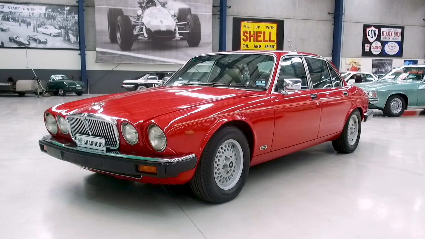 1983 Jaguar XJ-6 Series 3 Sovereign 4.2 Saloon - 2021 Shannons Summer Timed Online Auction
