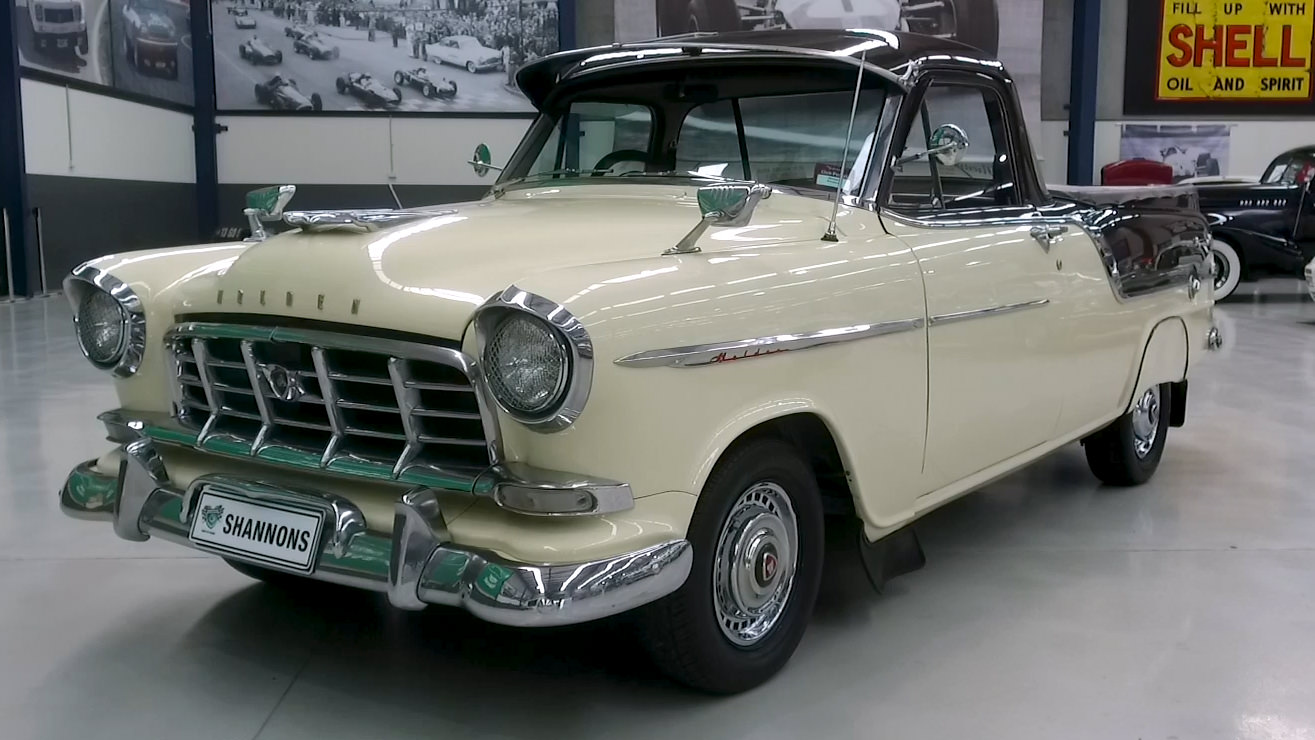 1958 Holden FC Utility - 2021 Shannons Summer Timed Online Auction