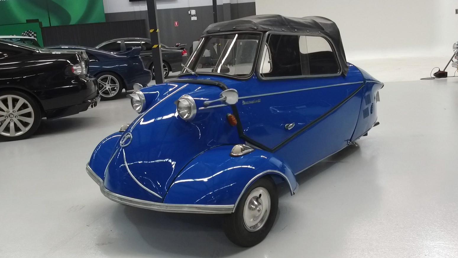 c1957 Messerchmitt KR200 3-Wheeler Microcar - 2021 Shannons Winter Timed Online Auction