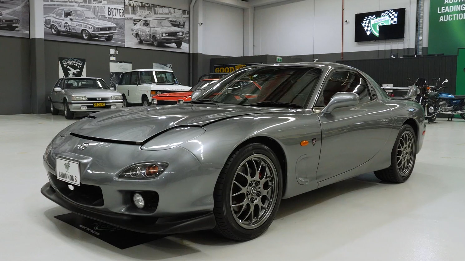 2002 Mazda RX-7 Spirit R 'Type A' Coupe - 2021 Shannons Spring Timed Online Auction