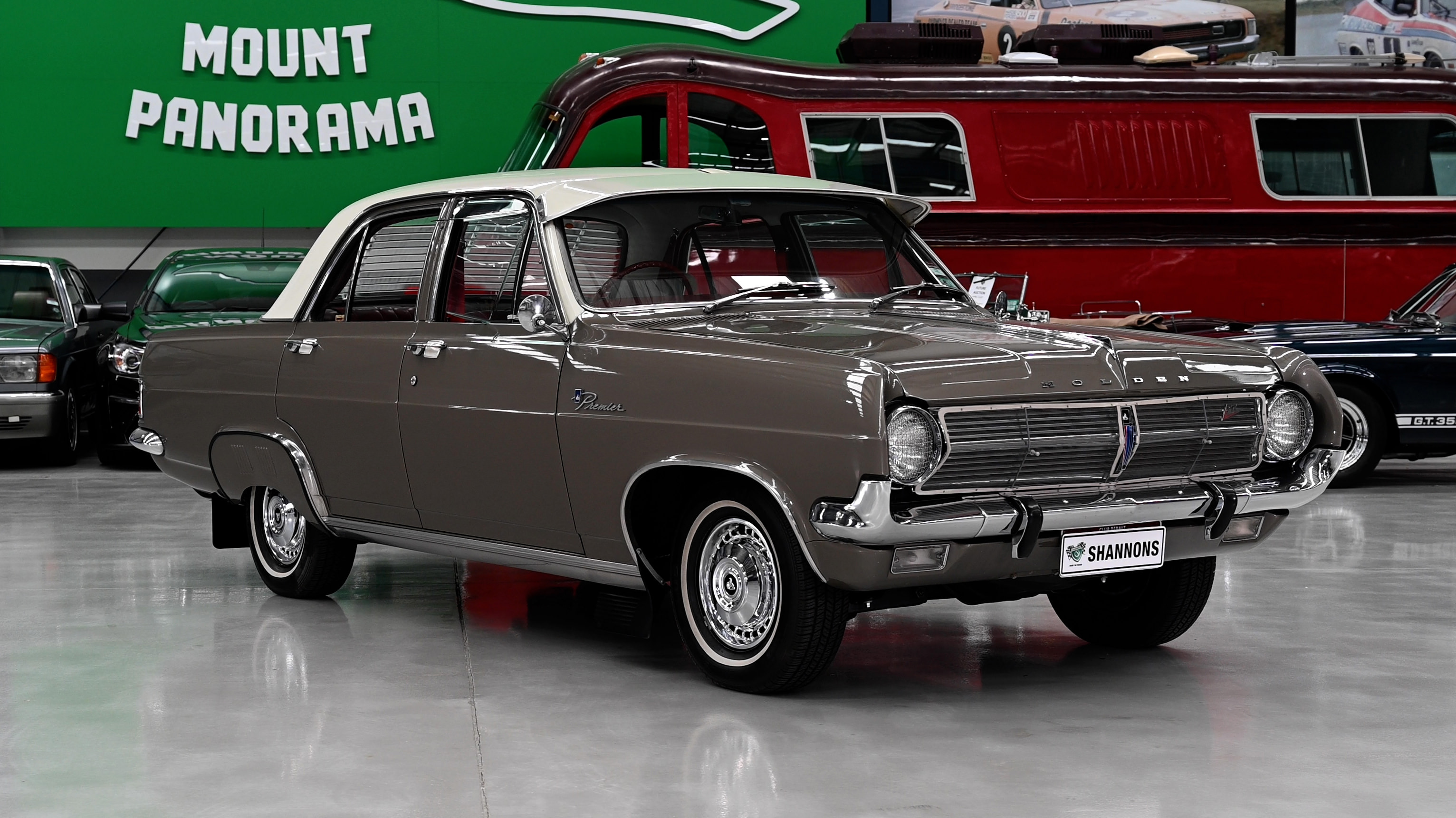 1965 Holden HD X2 Premier Sedan