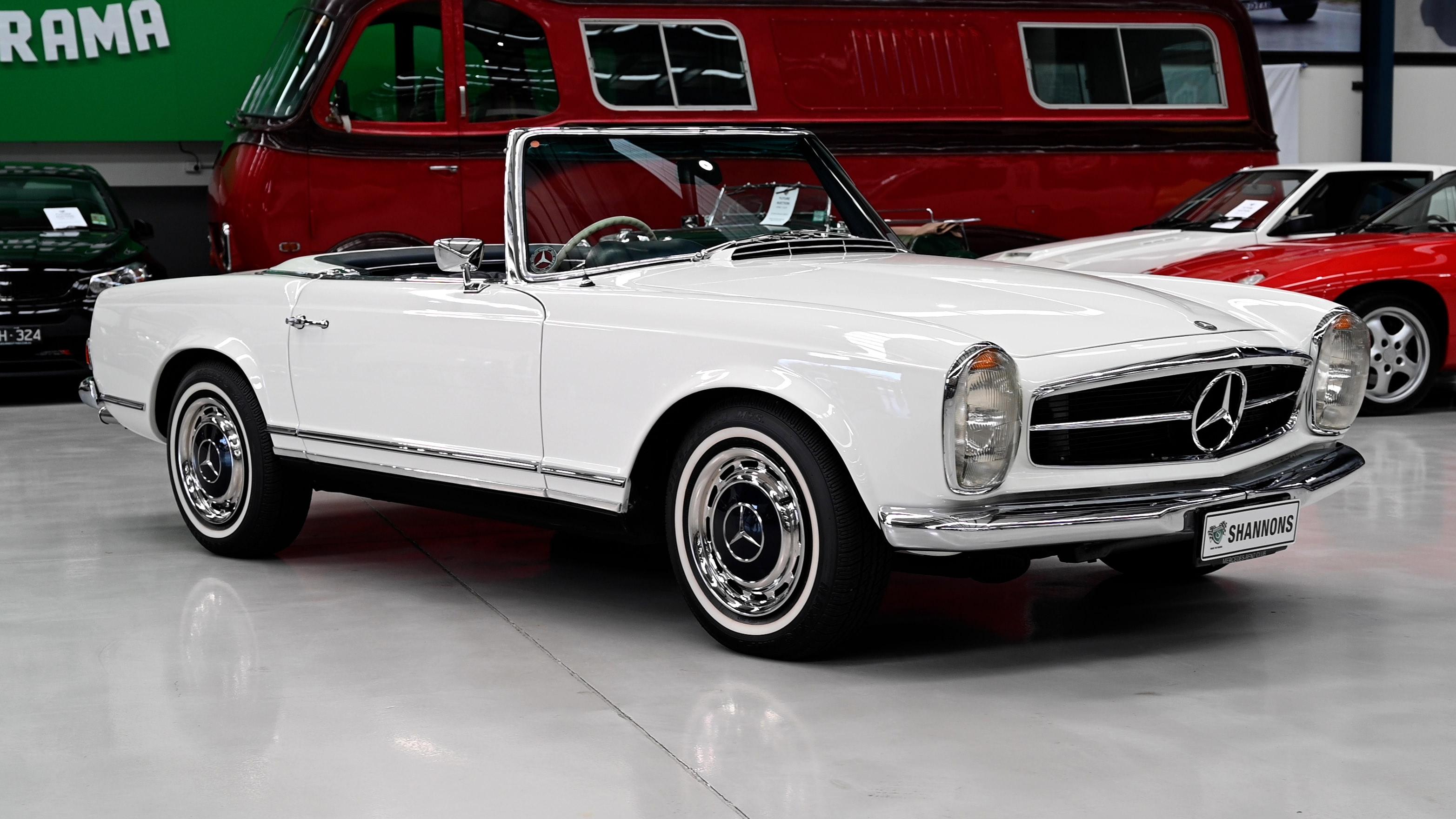 1970 Mercedes-Benz 280SL Convertible - 2021 Shannons Autumn Timed Online Auction